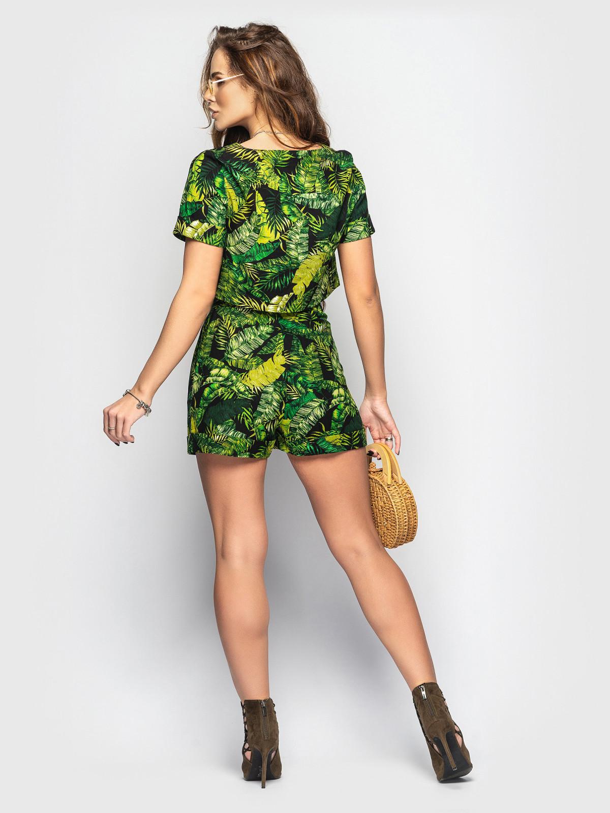 Комплект Perfect Черно-зеленый