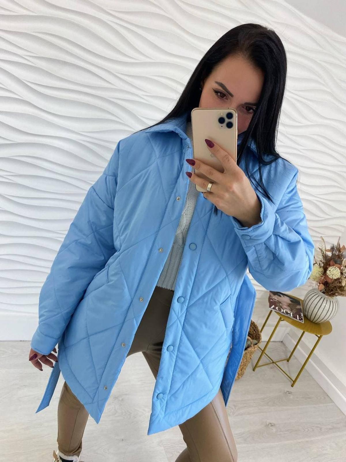 Куртка SIERRA Голубой