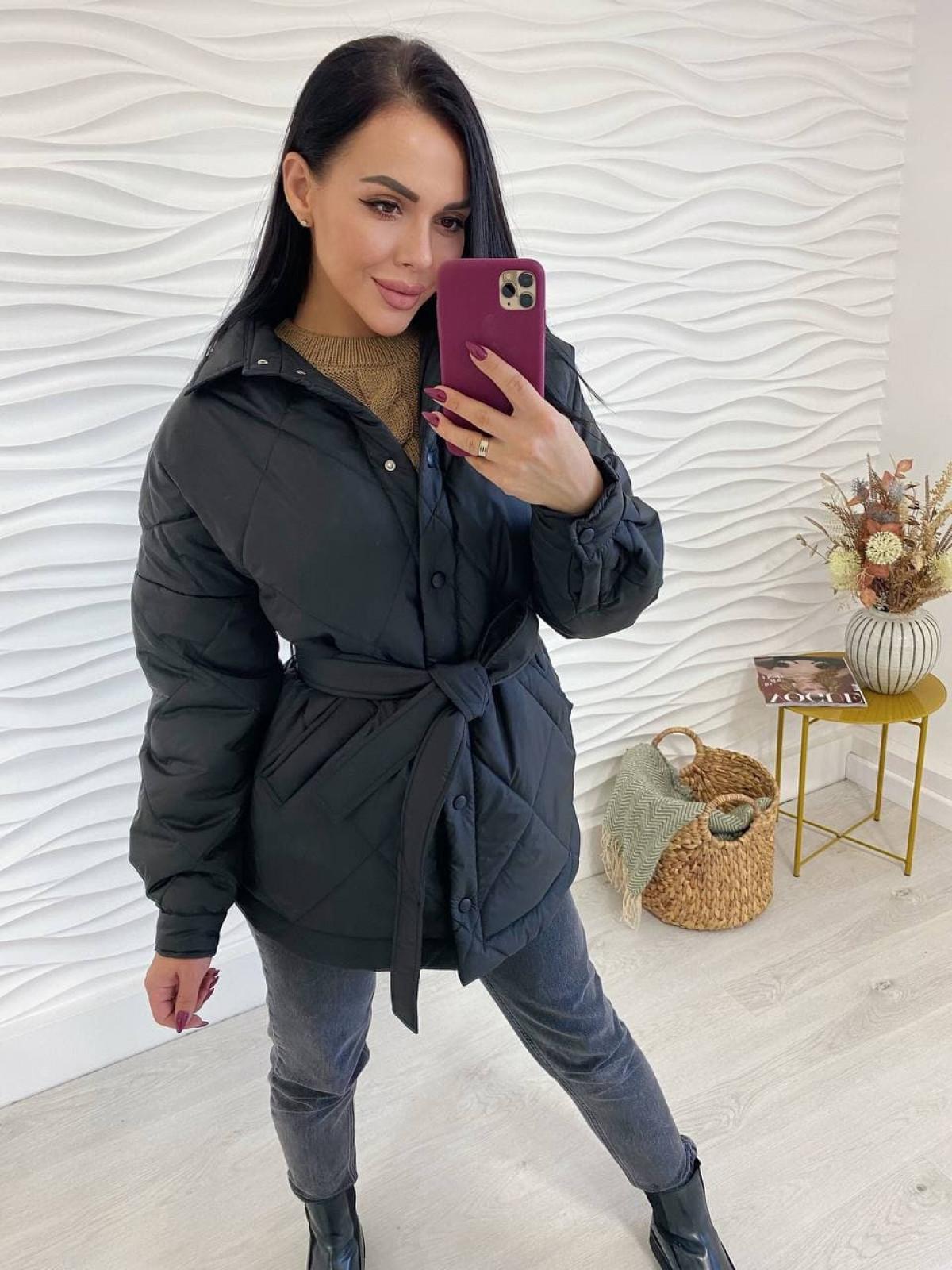 Куртка SIERRA Черный