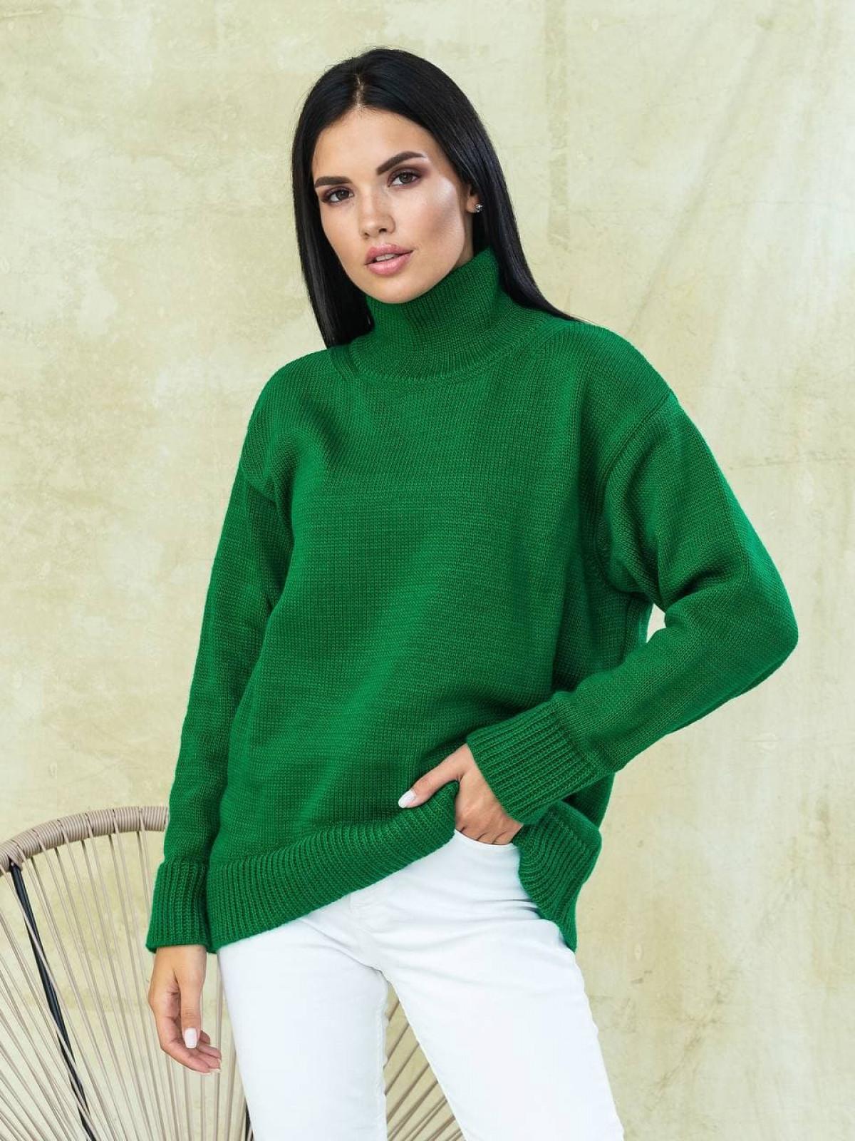 Свитер Massimo154 Зеленый