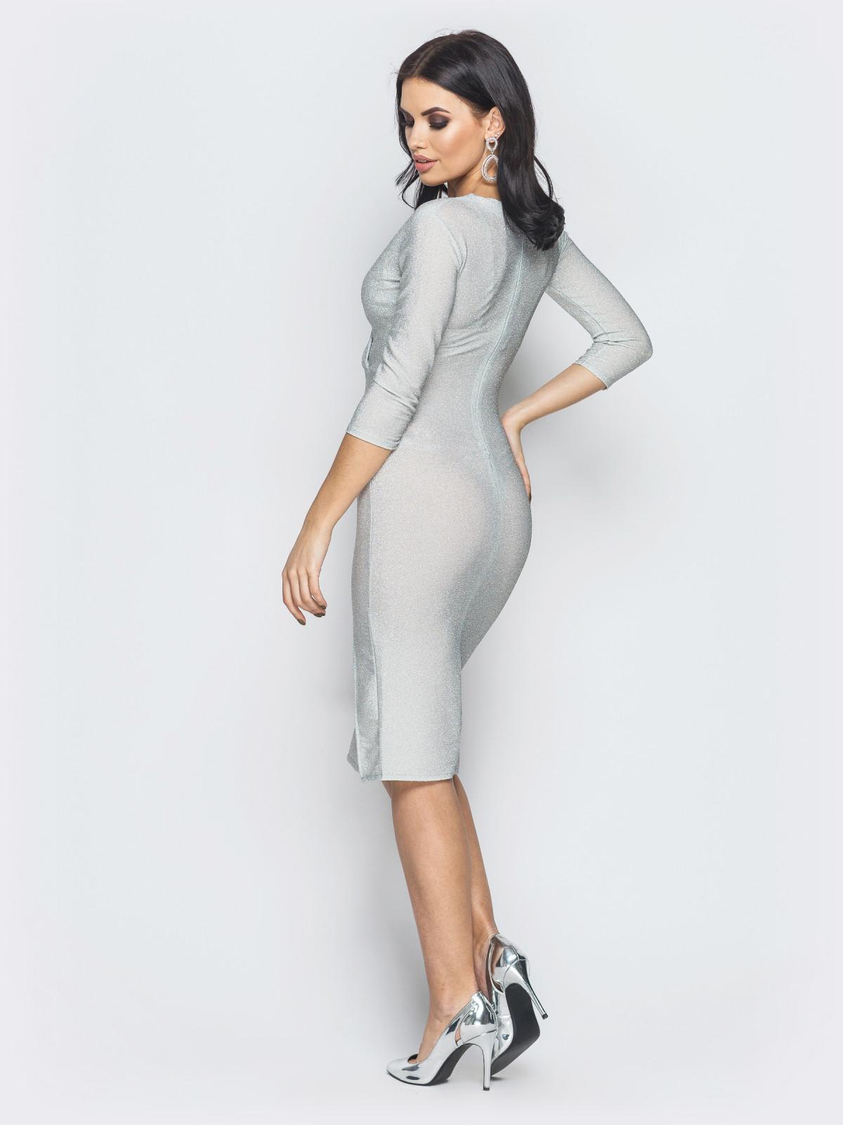 Платье Rianalurex серый