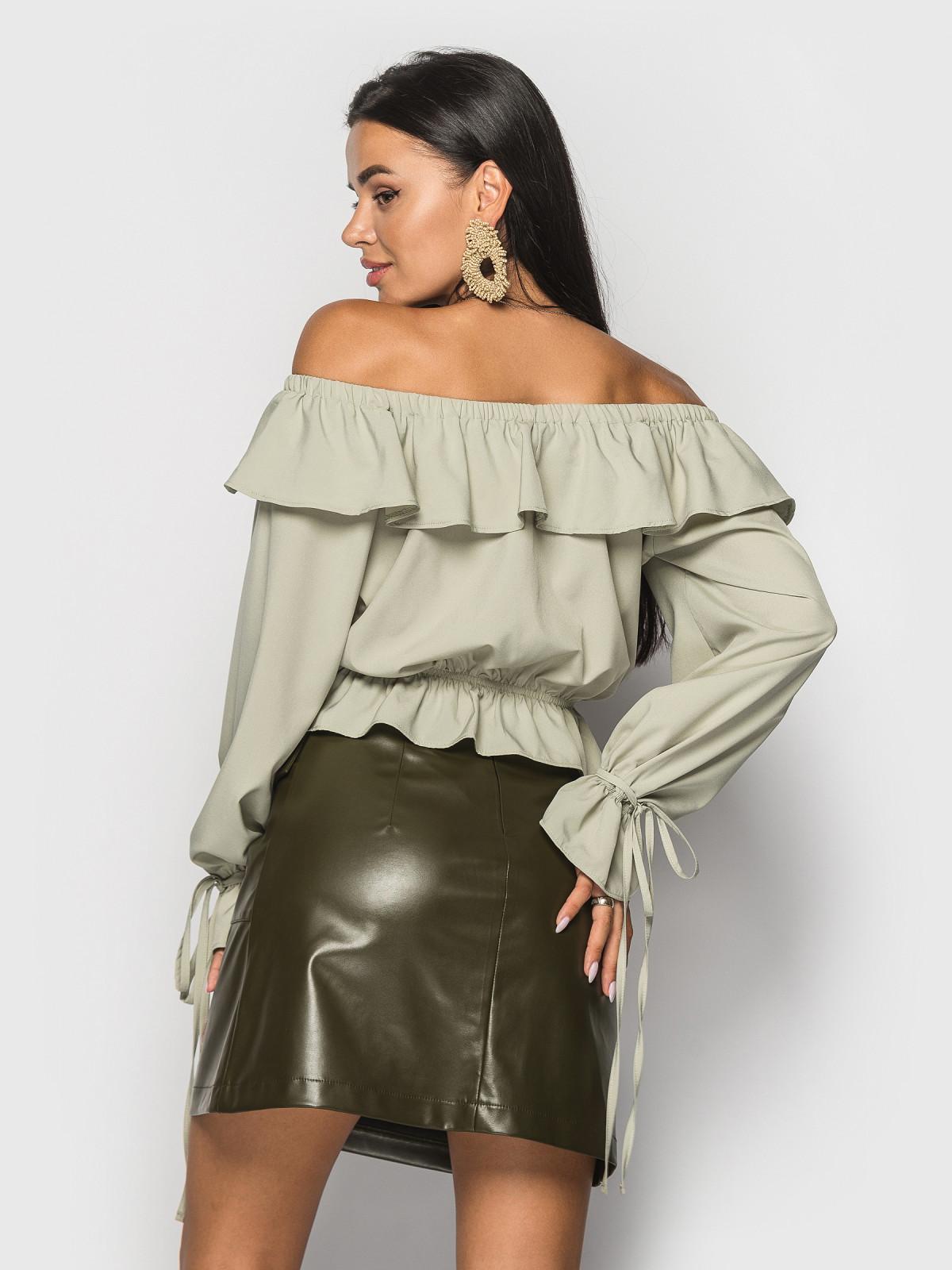 Блуза Anasteysha оливковый