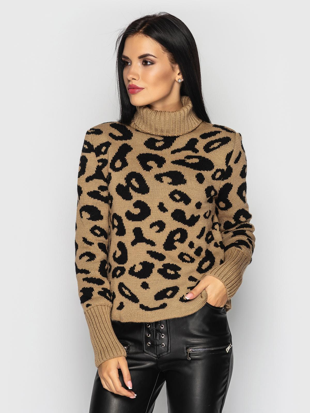 Свитер Gepard кэмел