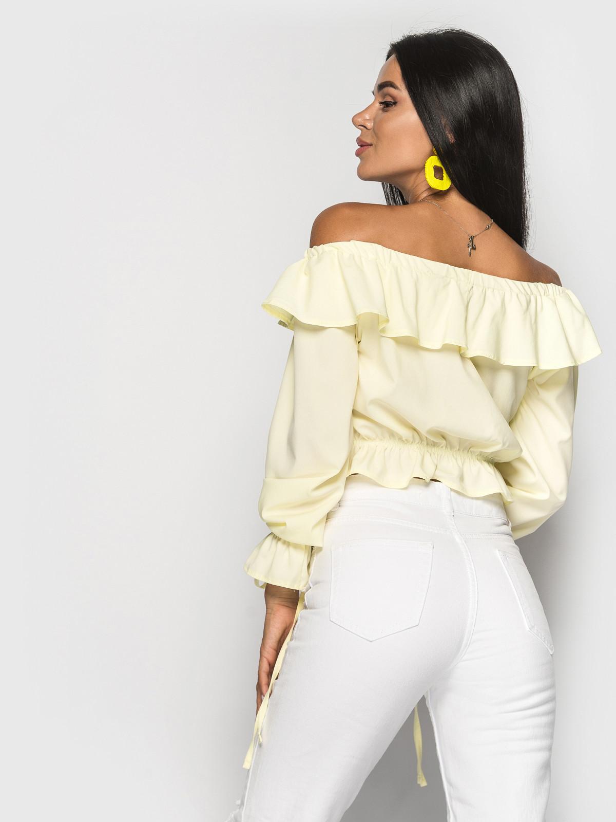 Блуза Anasteysha желтый