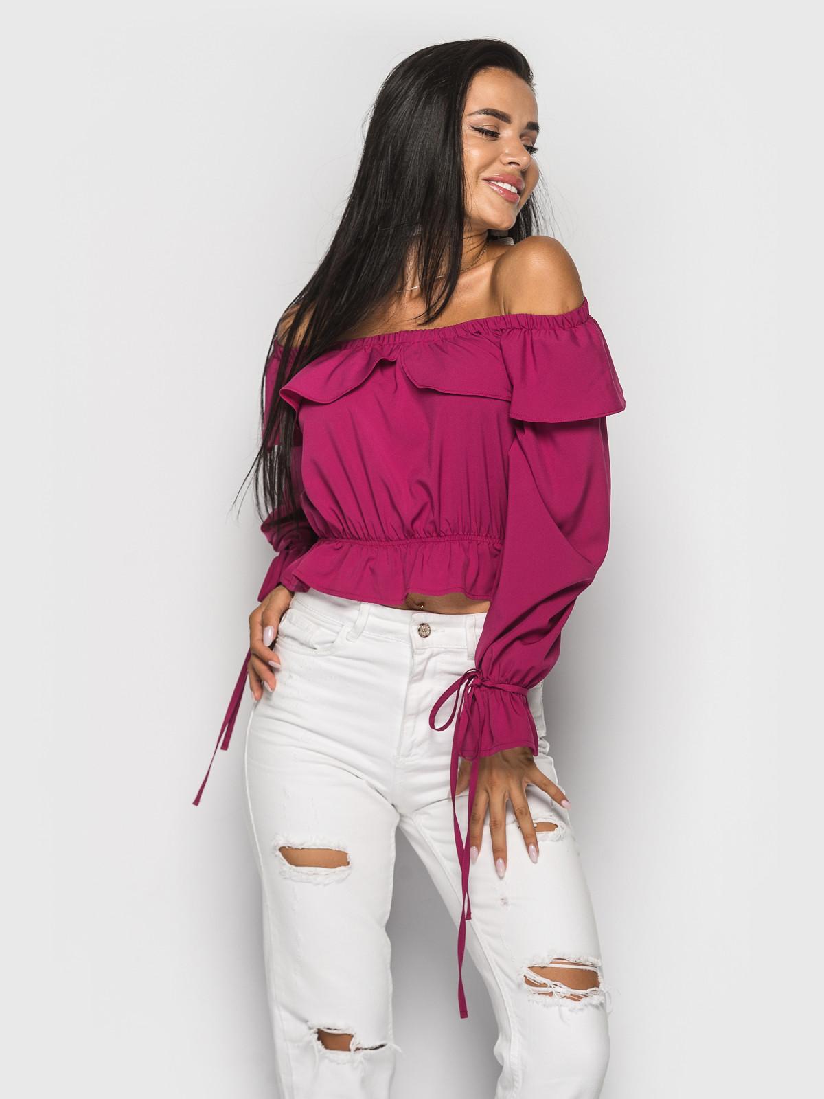 Блуза Anasteysha малиновый