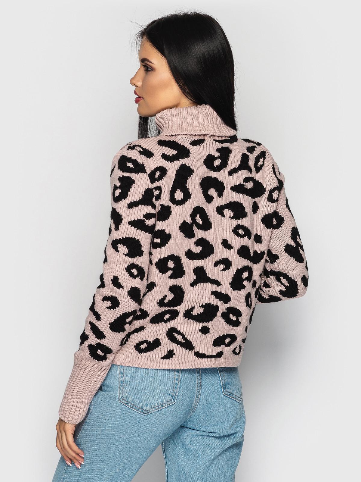 Свитер Gepard розовый