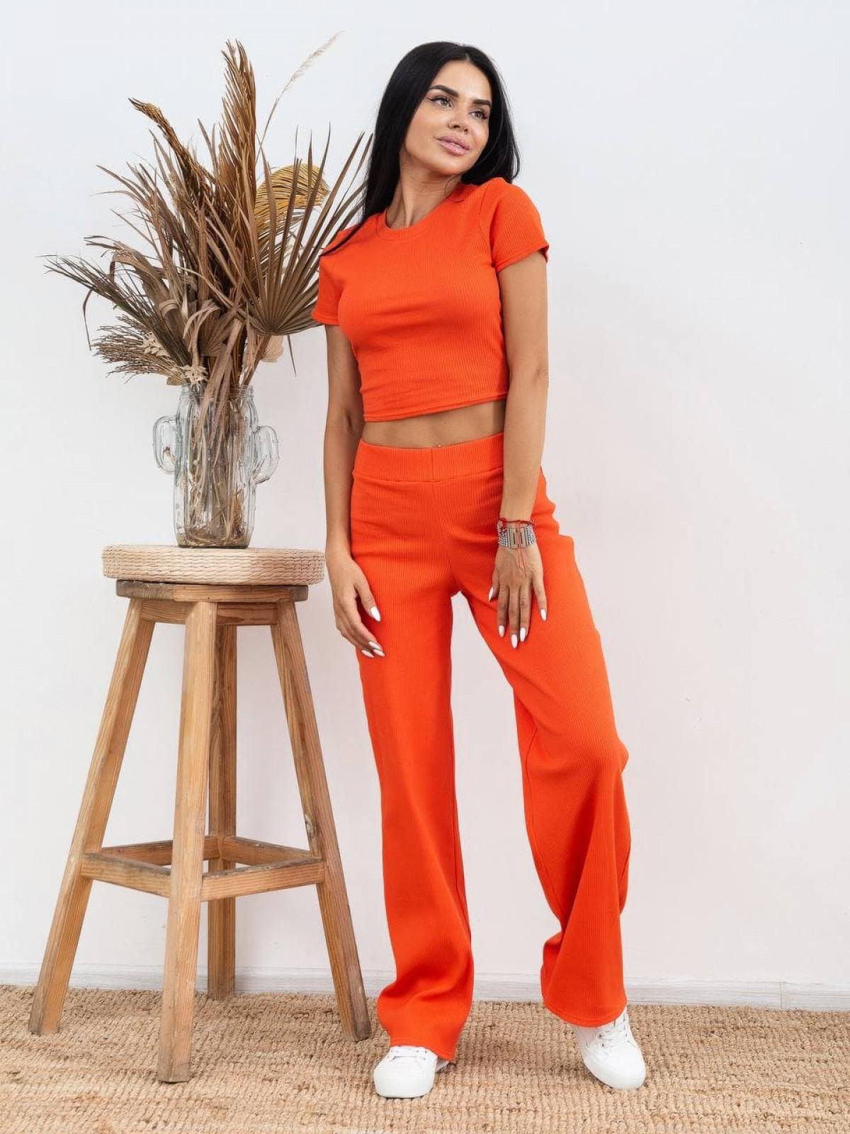 Спортивный костюм Chance Оранжевый
