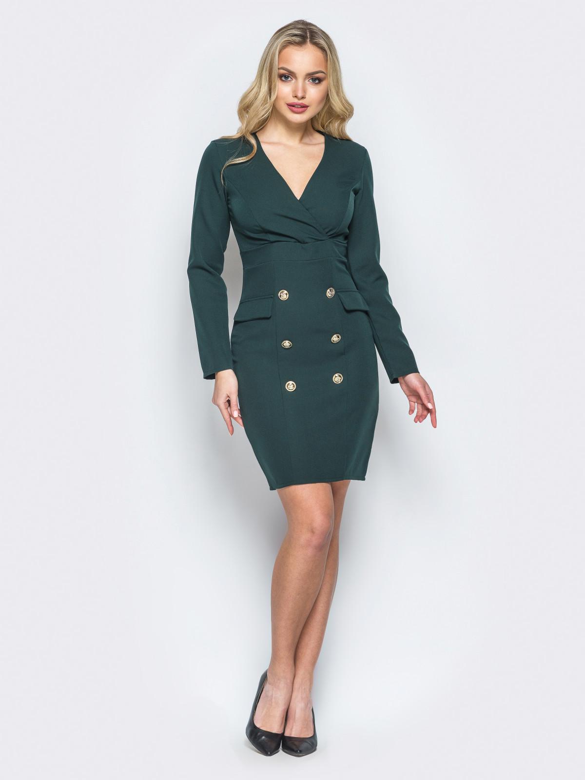 Платье Penelopa Зеленый