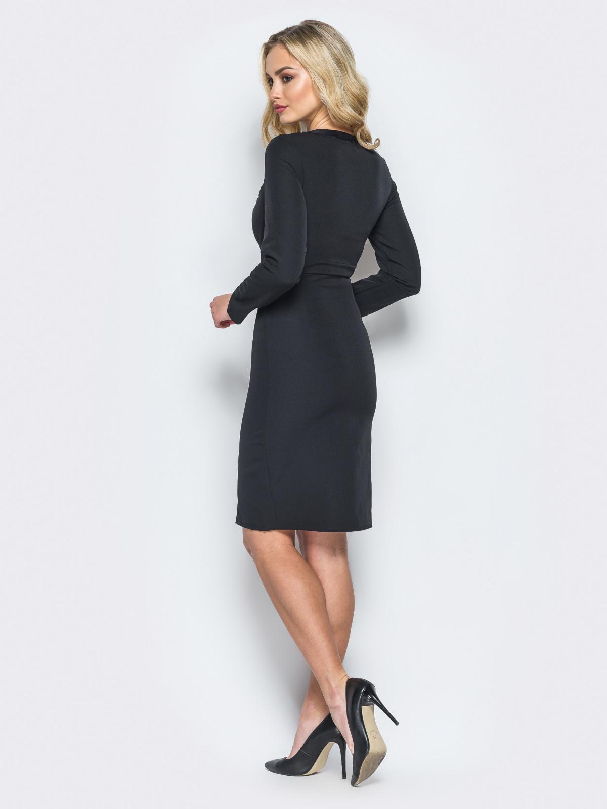Платье Tifani черный