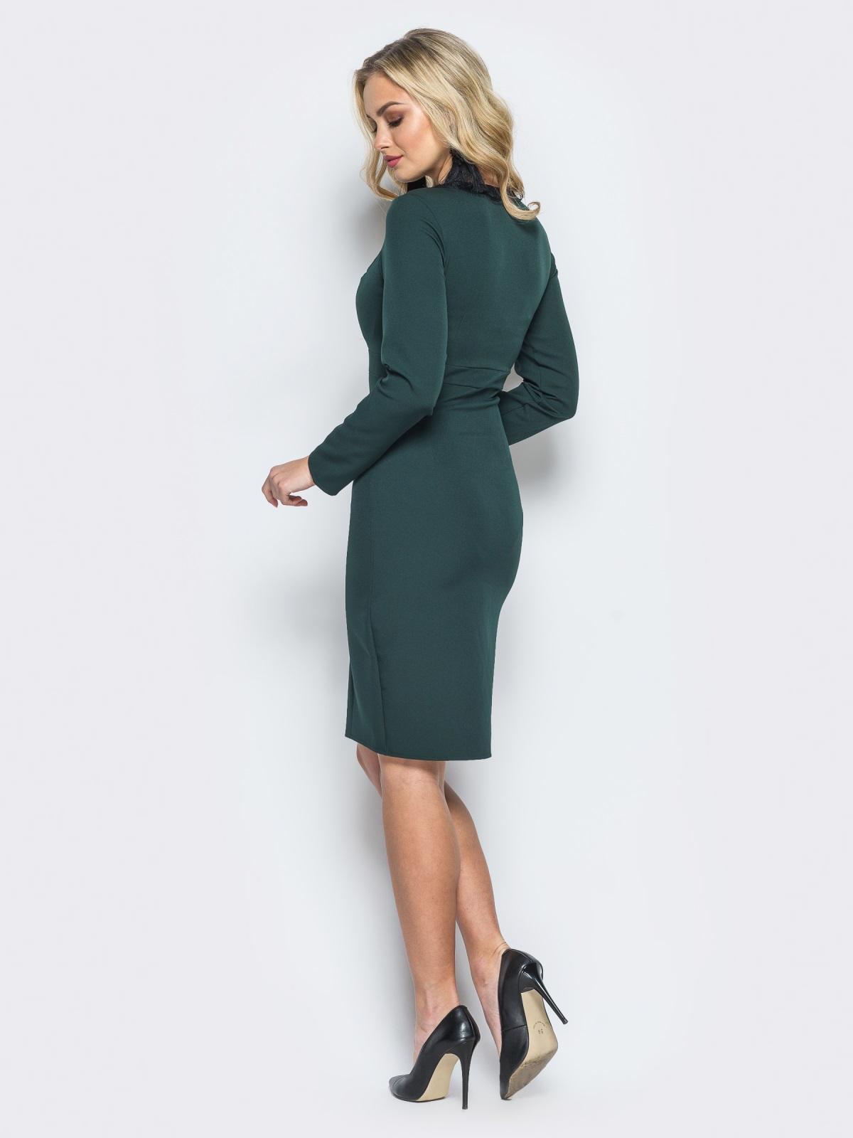 Платье Tifani зеленый