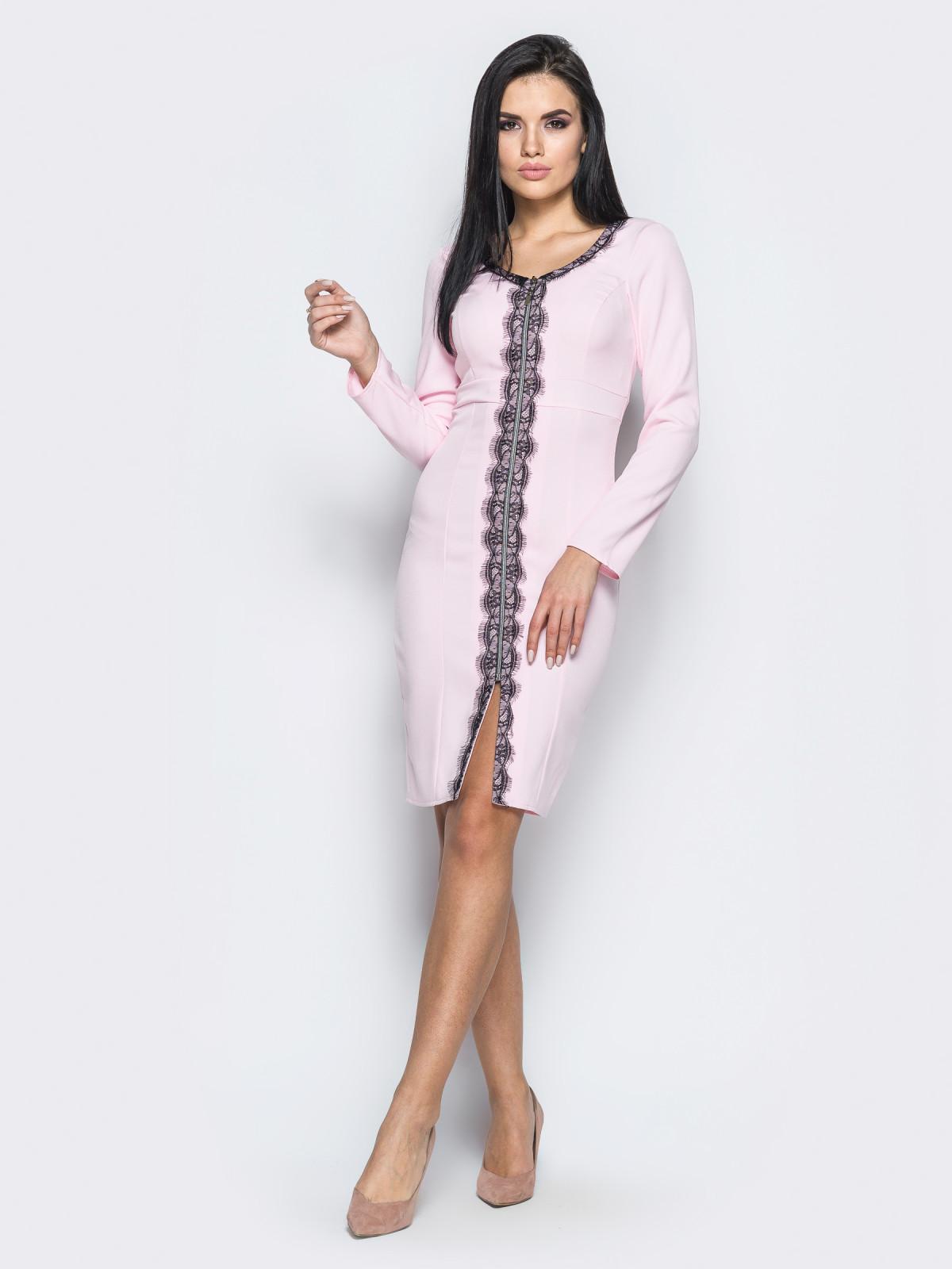 Платье Tifani розовый