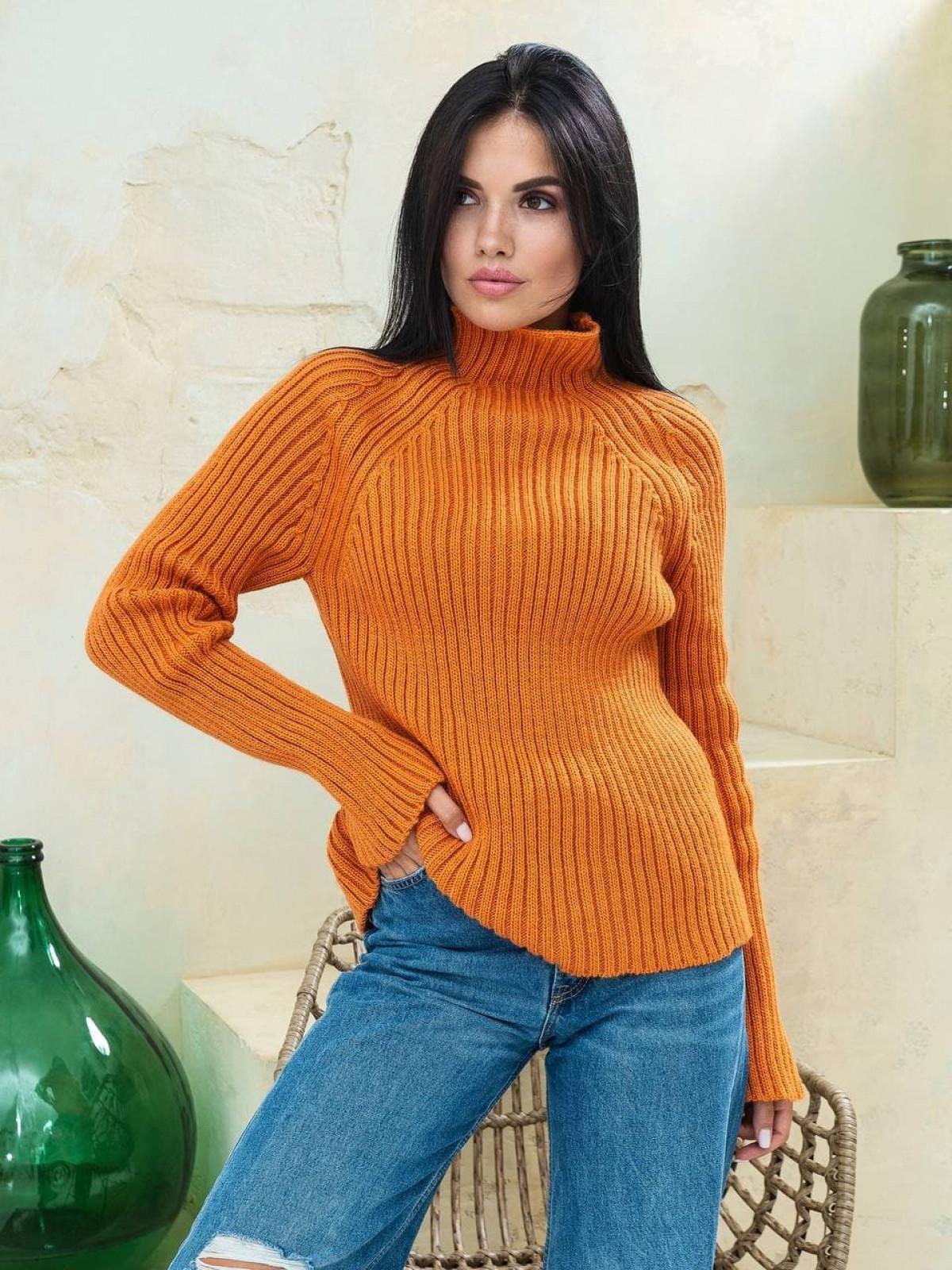 Свитер Dixon156 Оранжевый