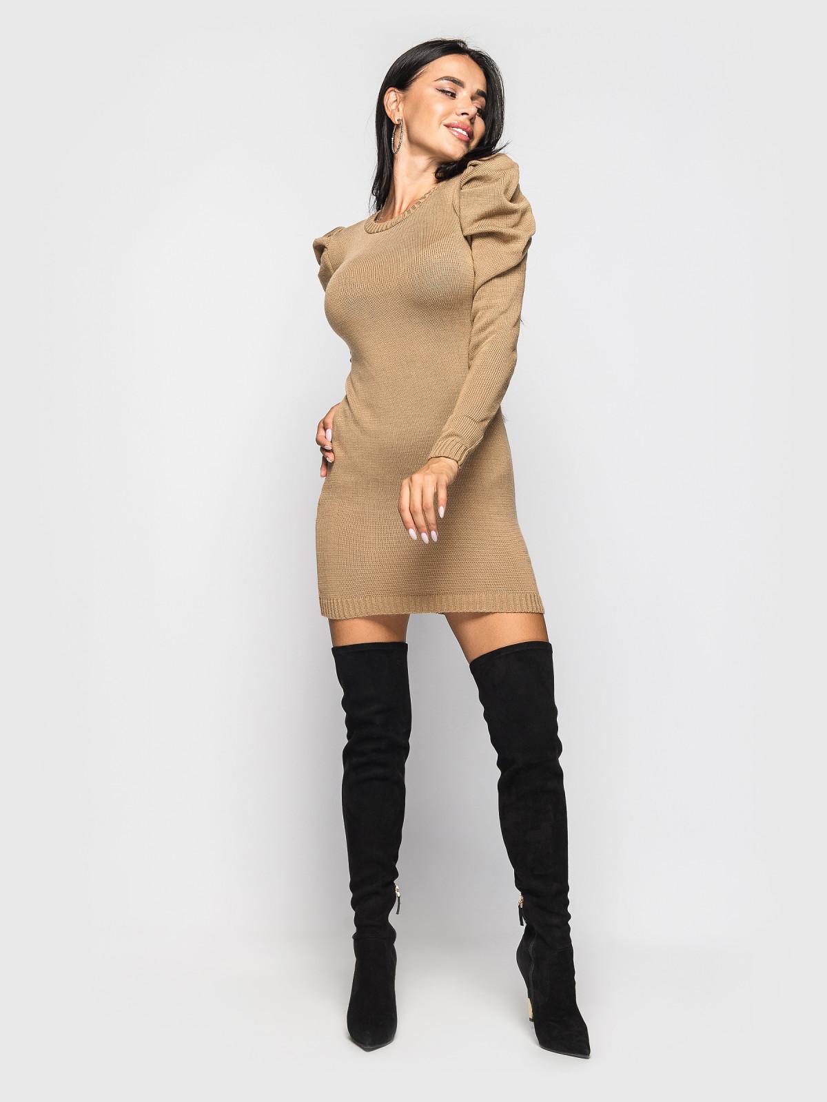 Платье Maria Бежевый