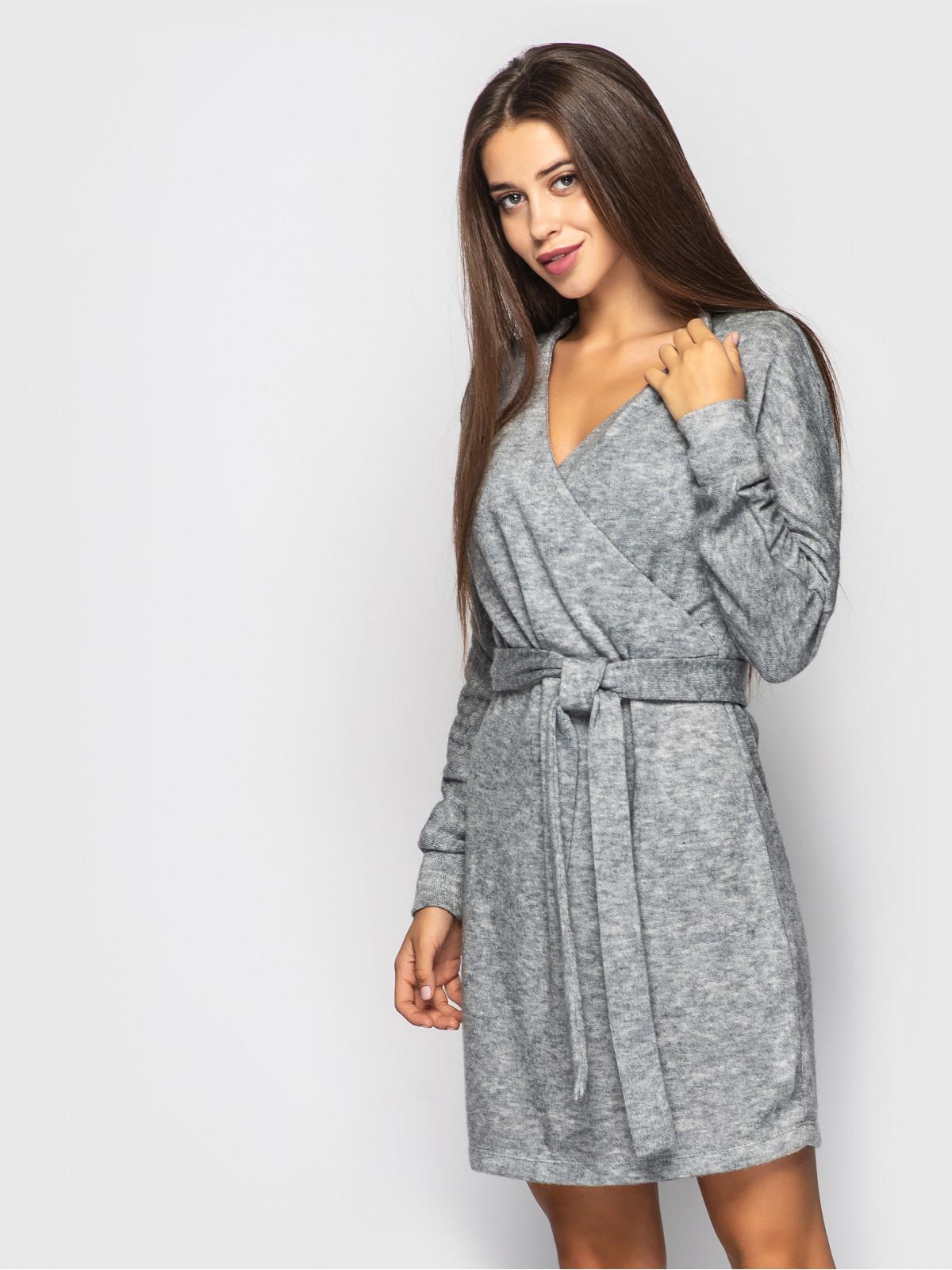 Платье Elza серый