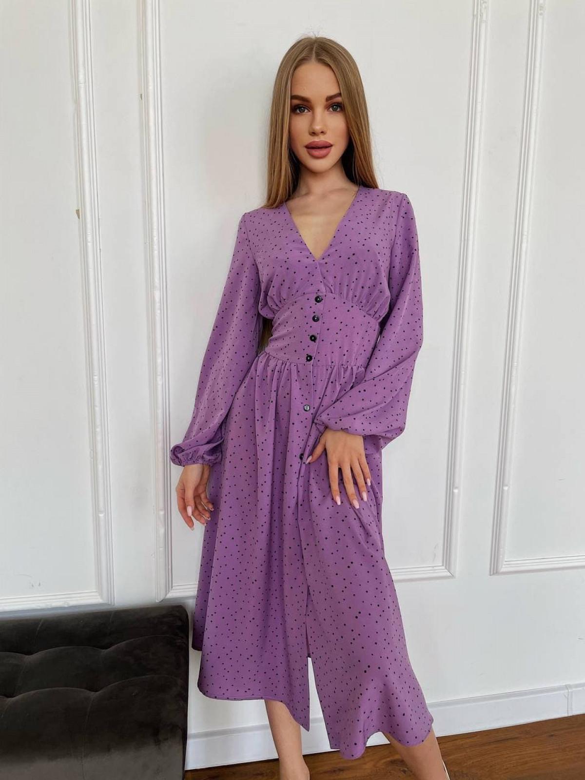 Платье CAMELIA Лавандовый