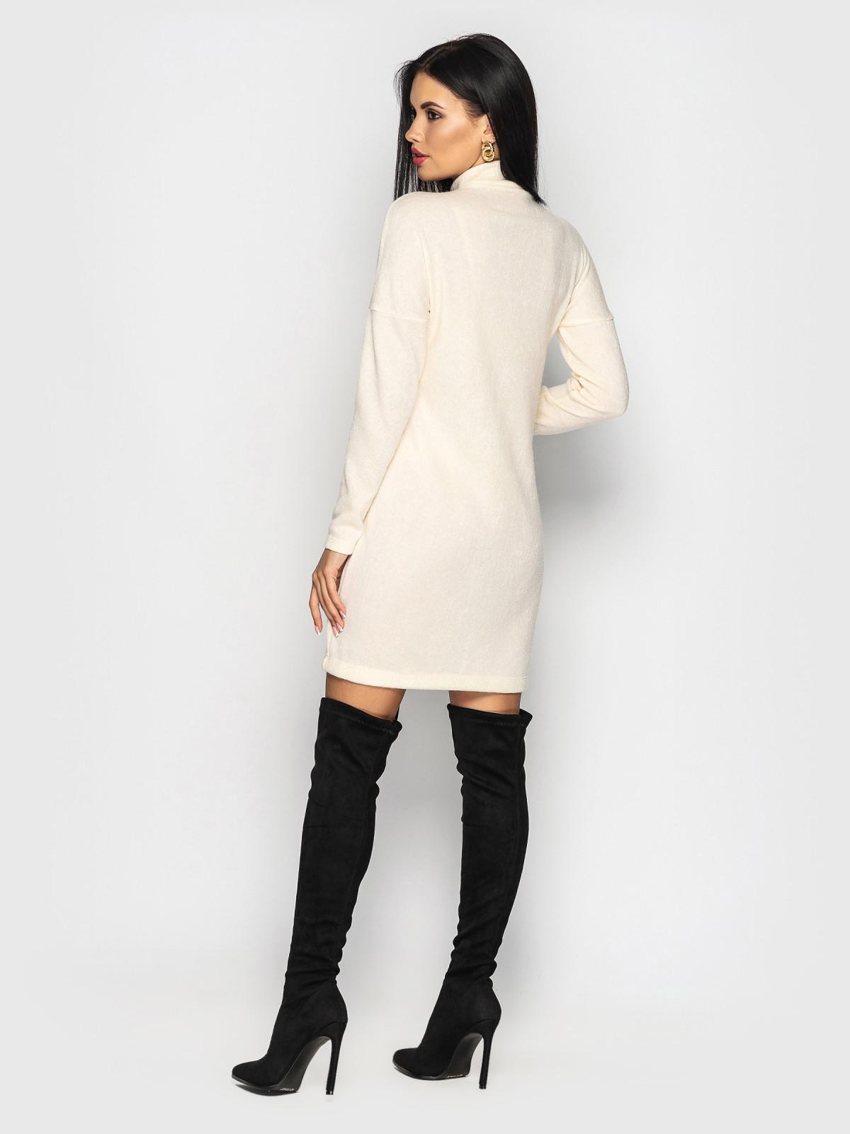 Платье Inga Молочный