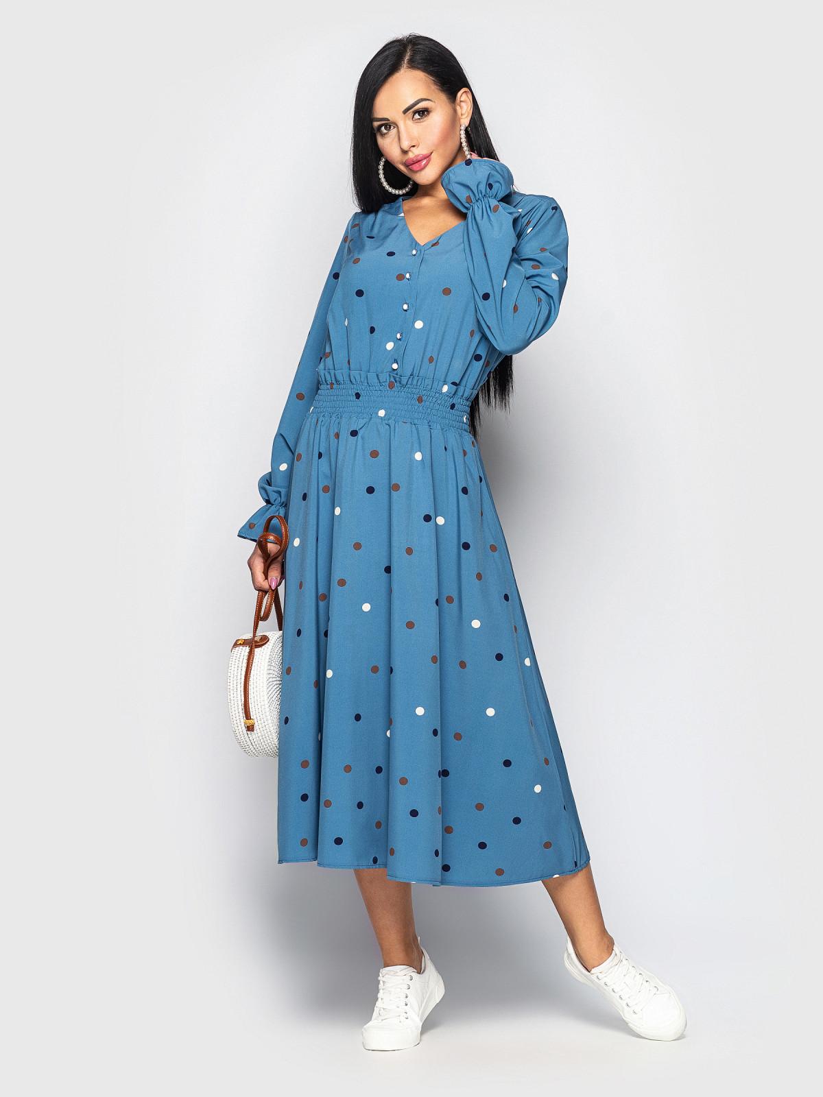 Платье Alsu джинс