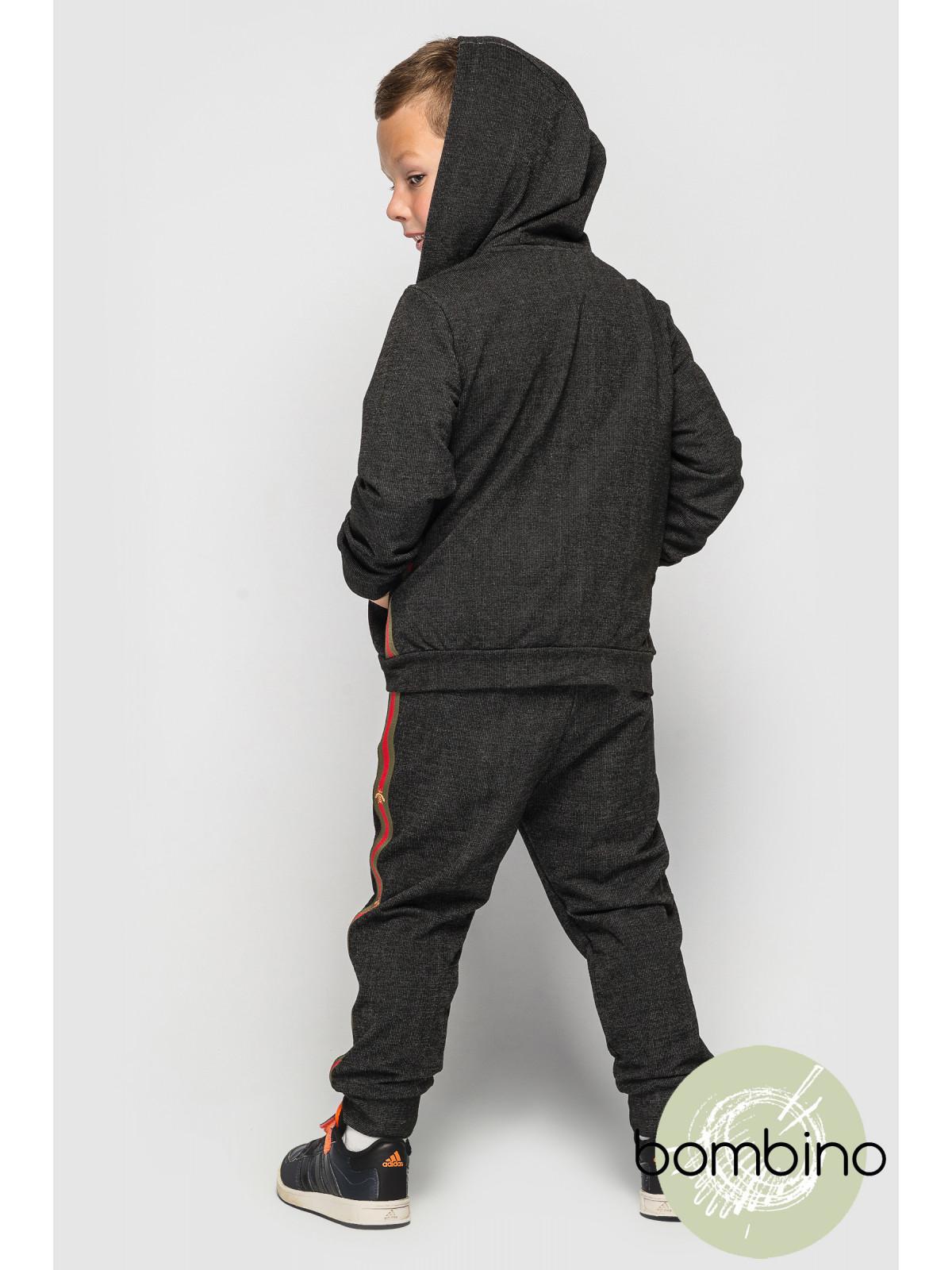 Спортивный костюм GabrielP Темно-серый