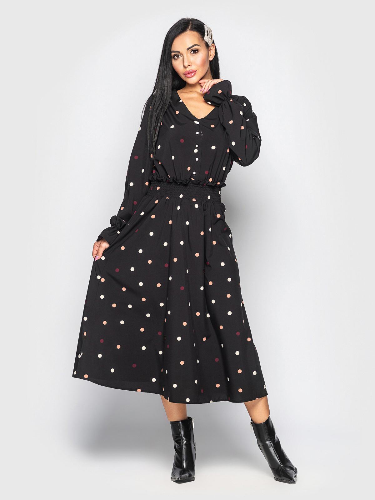 Платье Alsu черный