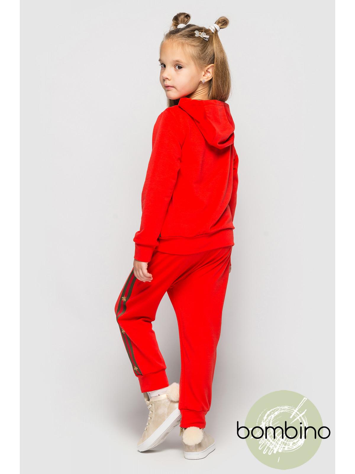 Спортивный костюм GabrielP Красный