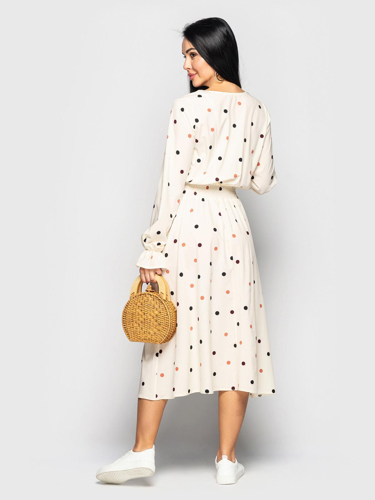 Платье Alsu молочный