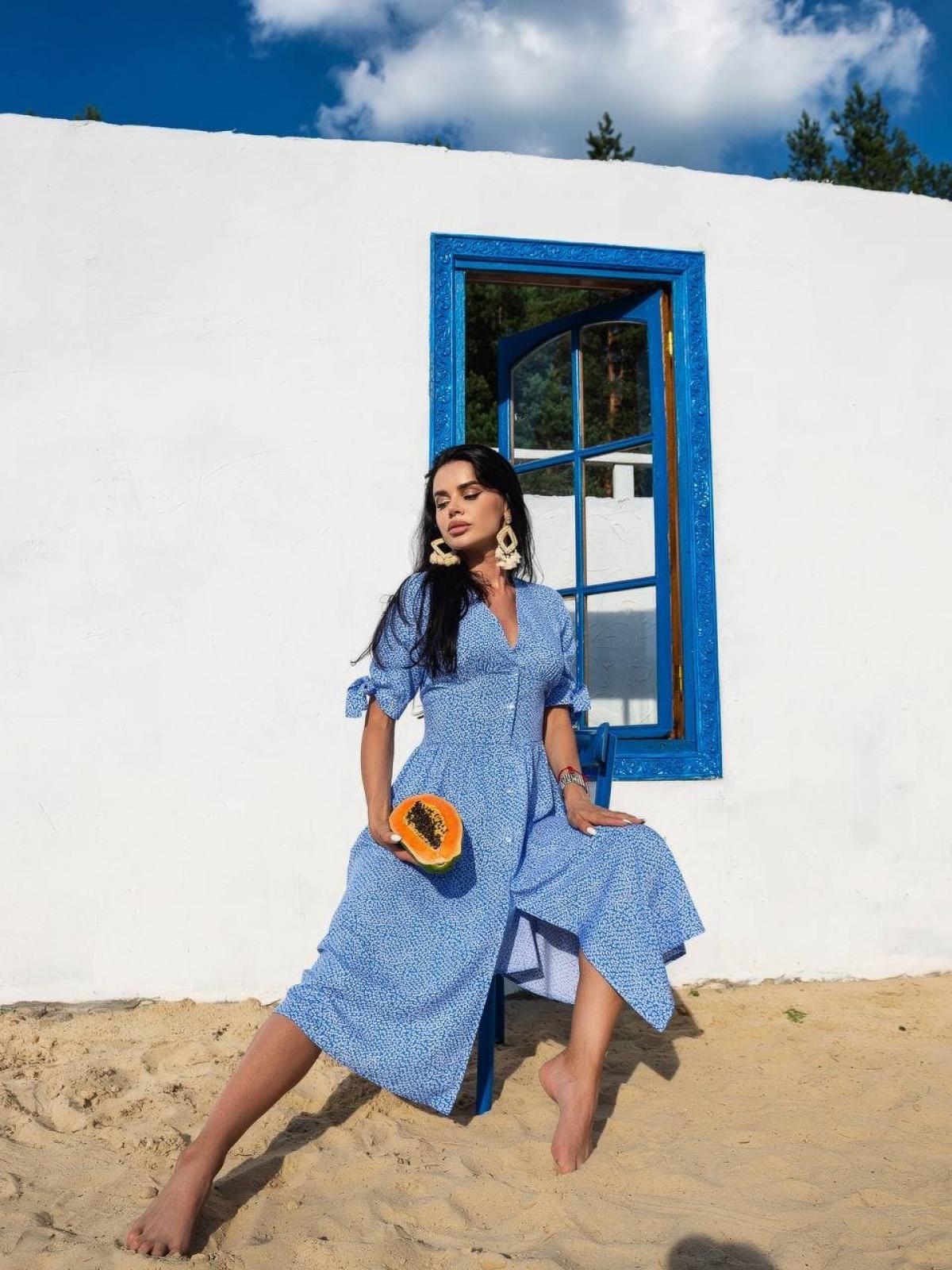 Платье CHERRY Синий
