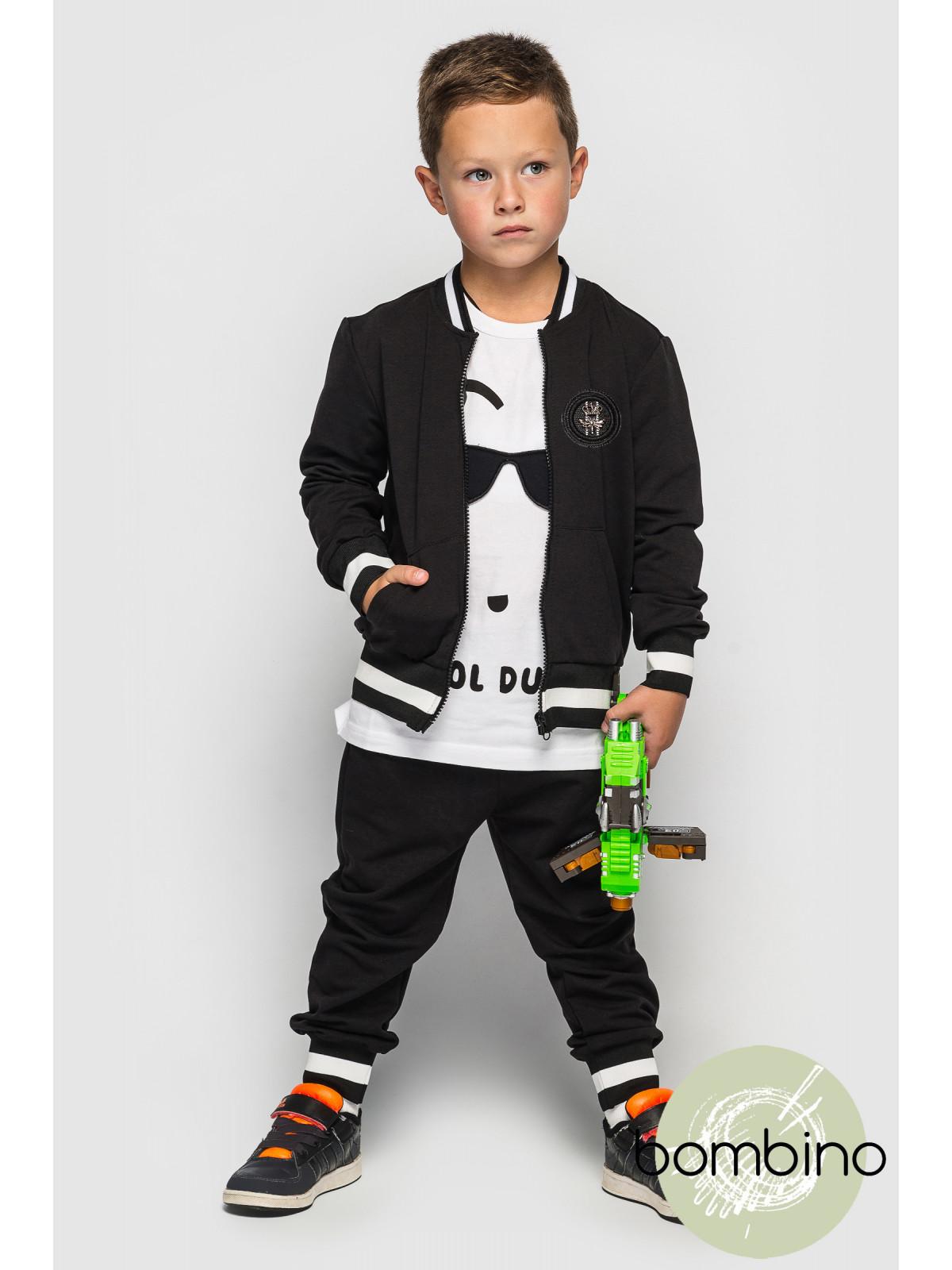 Спортивный костюм ClydeCH/B Черный