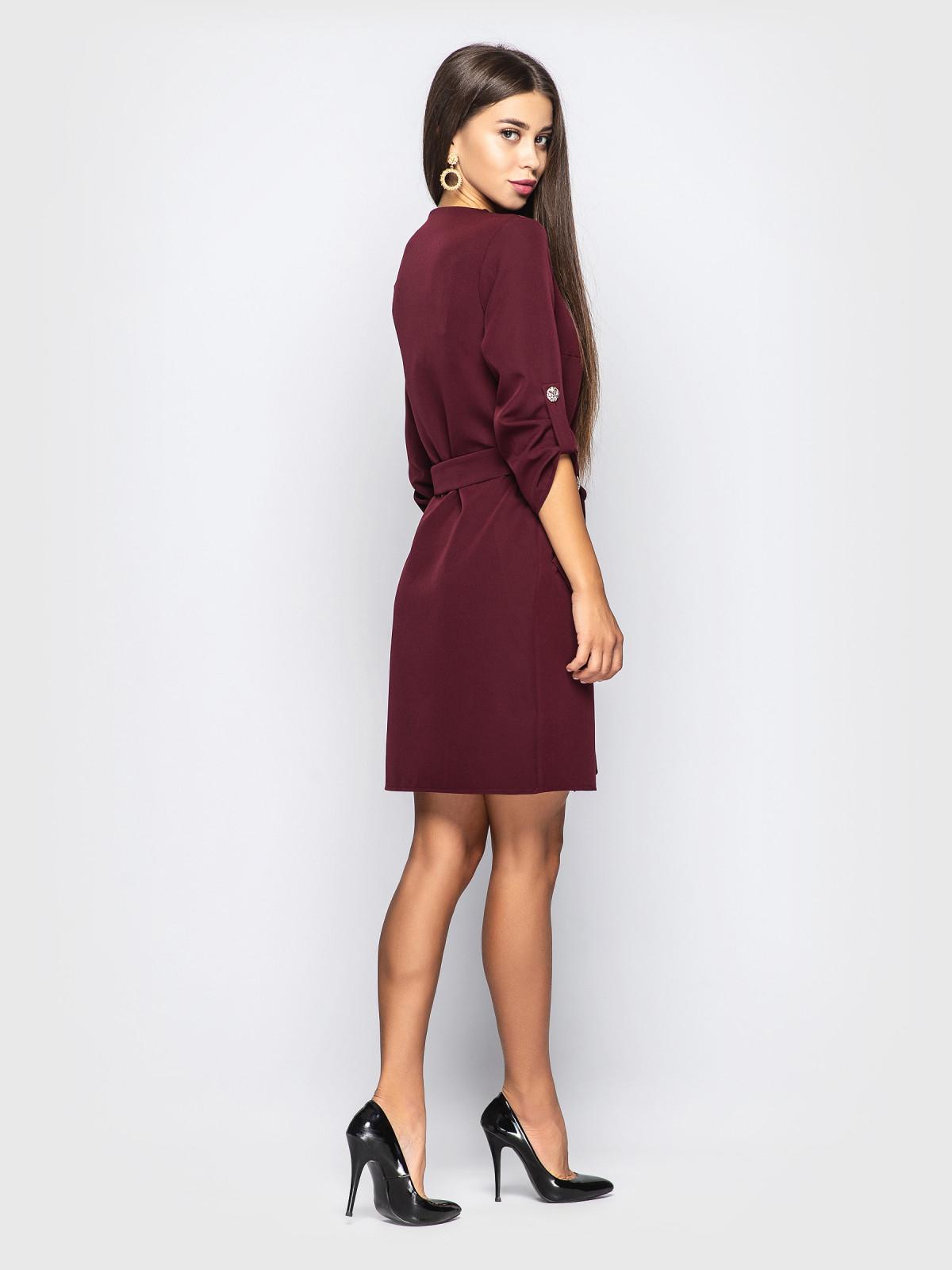 Платье Praga Бордовый