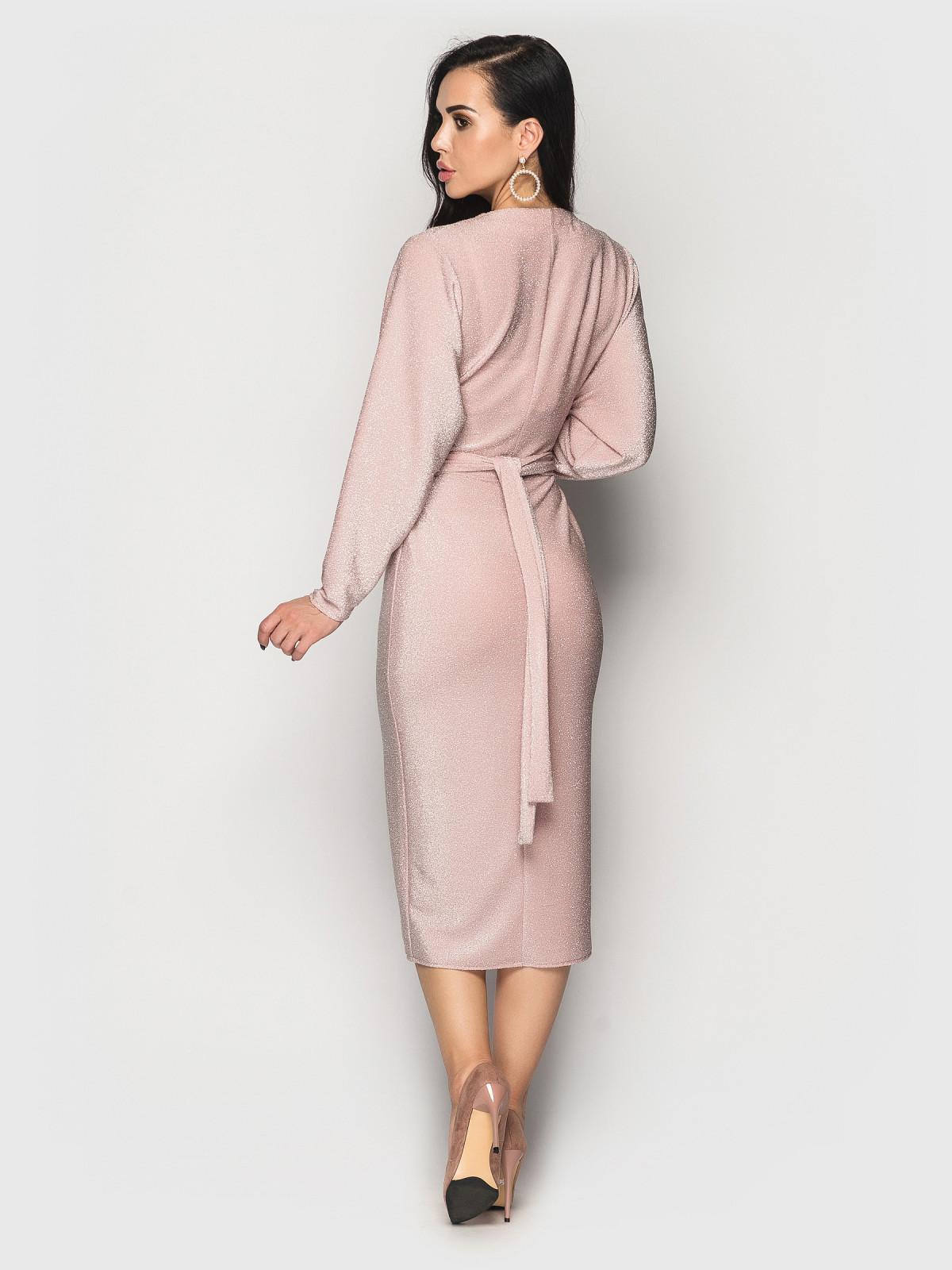 Платье Izabella пудровый