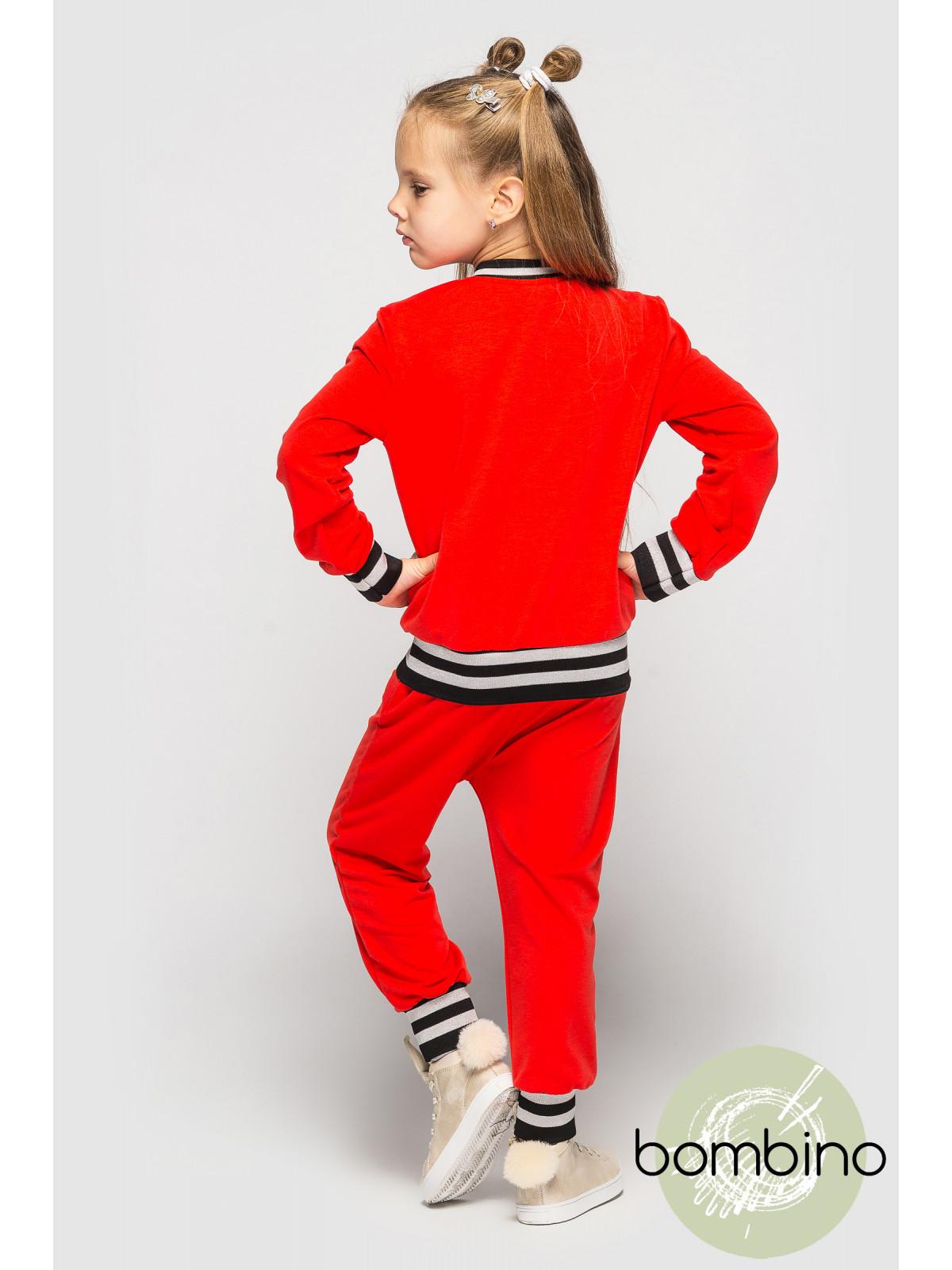Спортивный костюм ClydeCH/S Красный