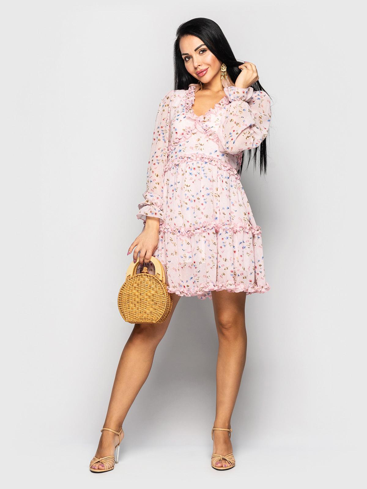 Платье Olivia розовый