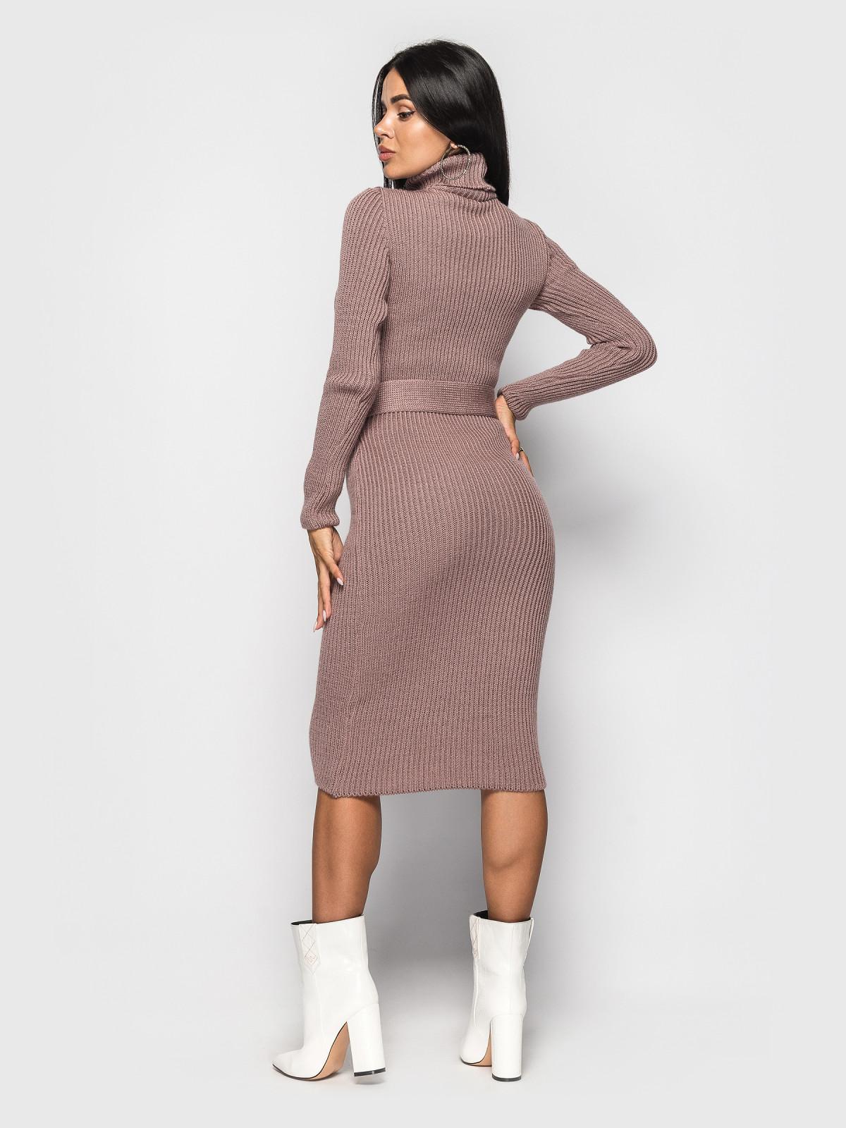 Платье вязаное Jasmine Кофе