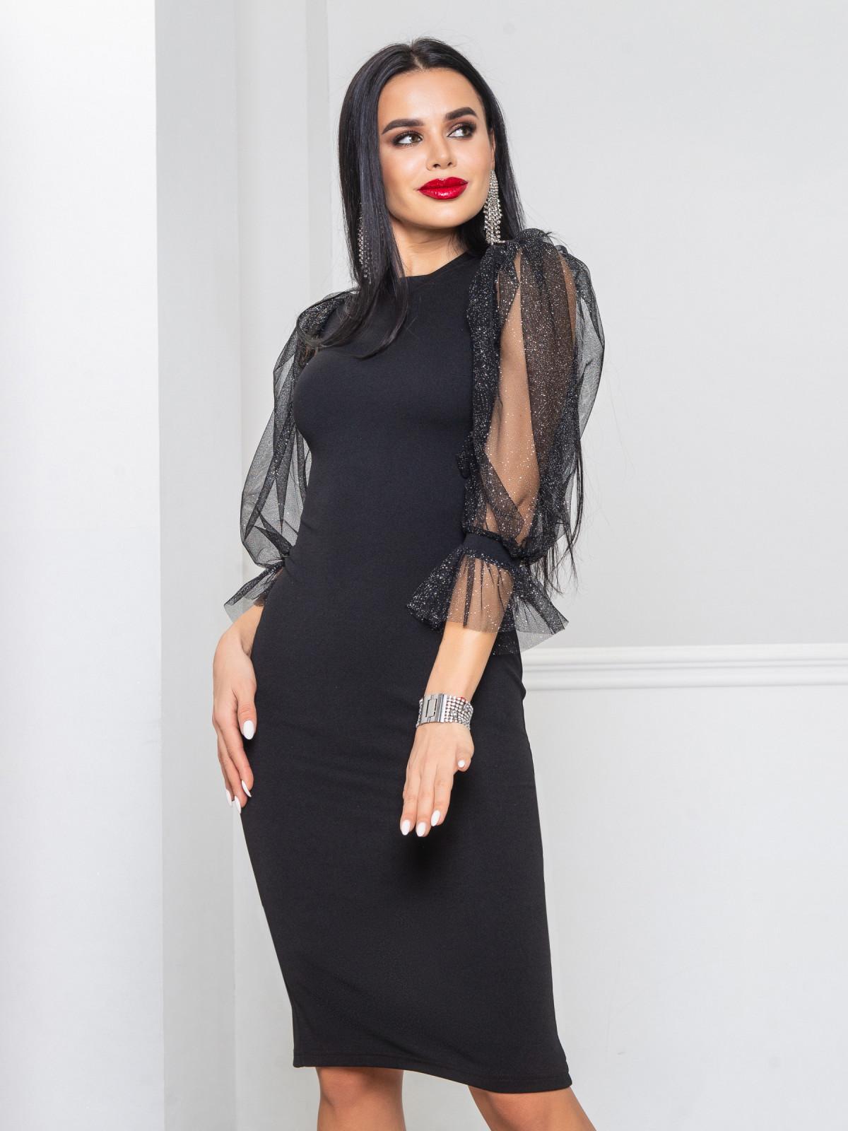 Платье Onyx черный