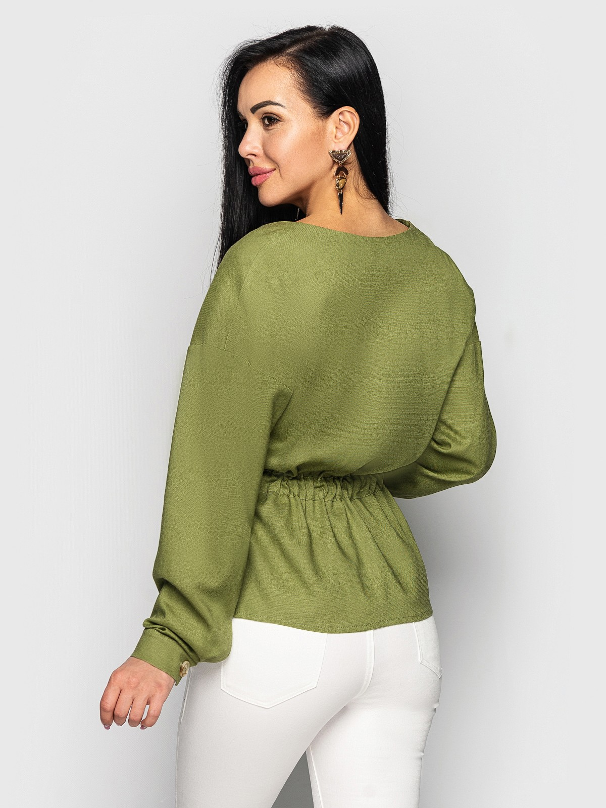 Блуза Ember хаки