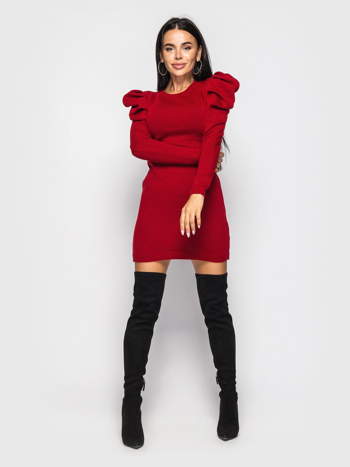 Платье Maria Красный