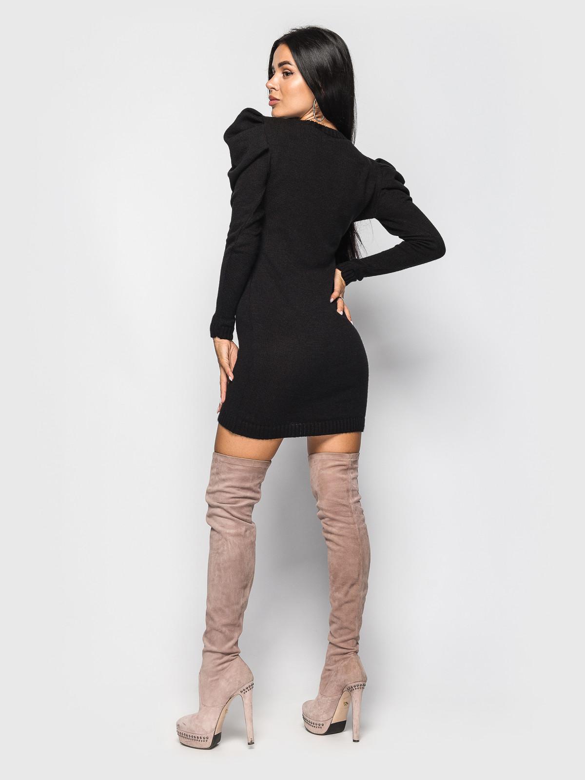 Платье Maria Черный