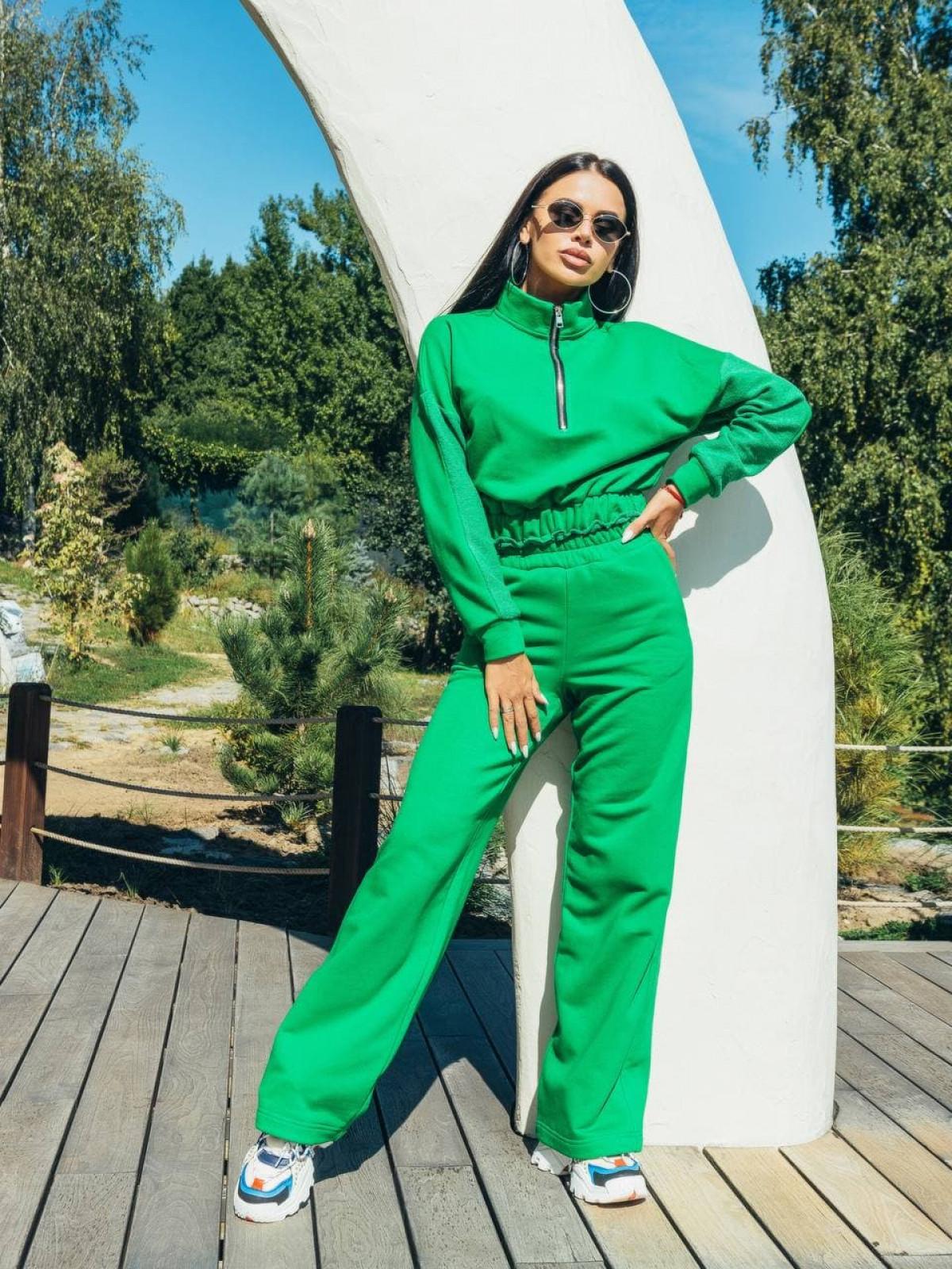 Спортивный костюм Matrix Зеленый