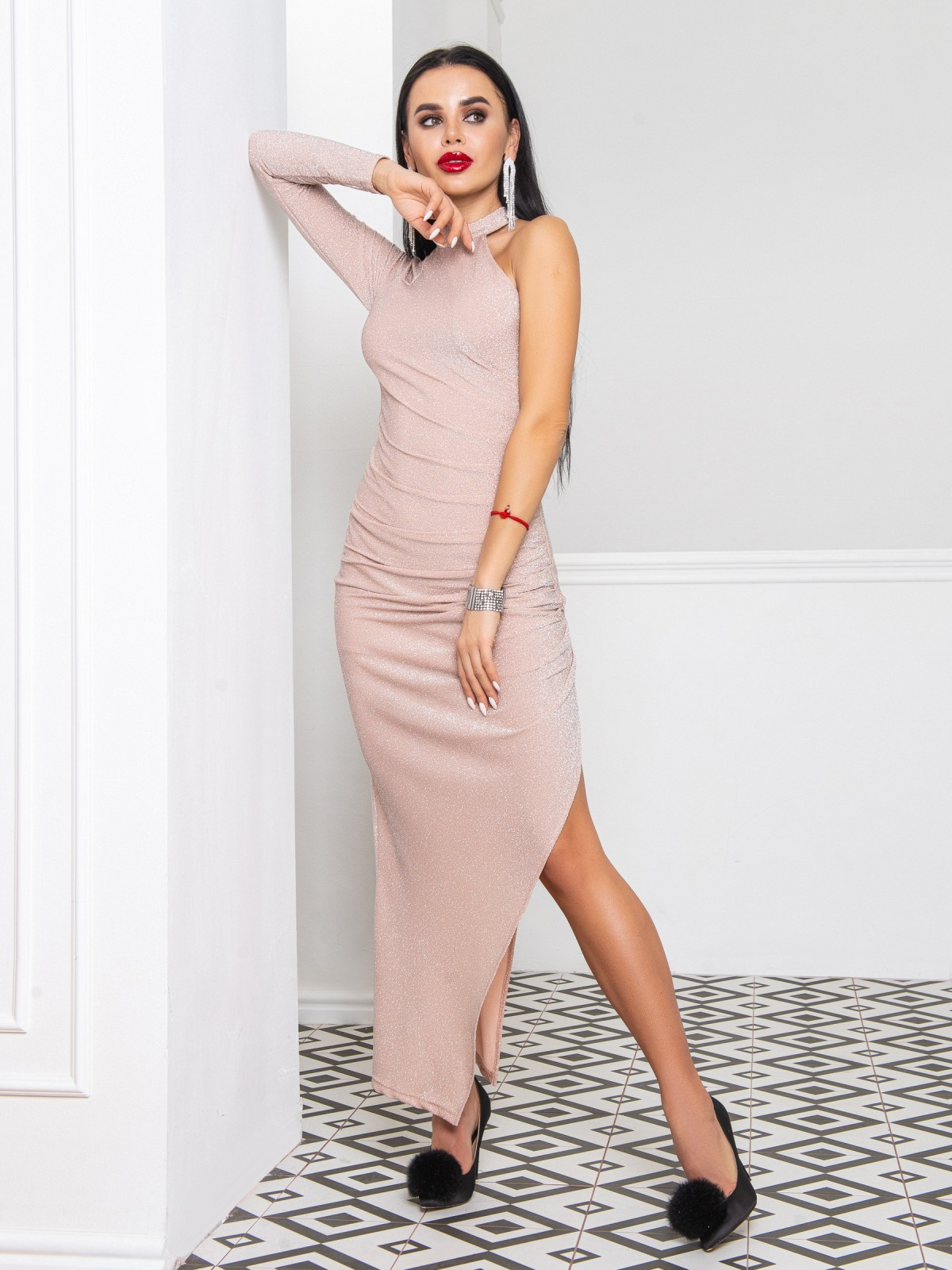 Платье Brilliant бежевый