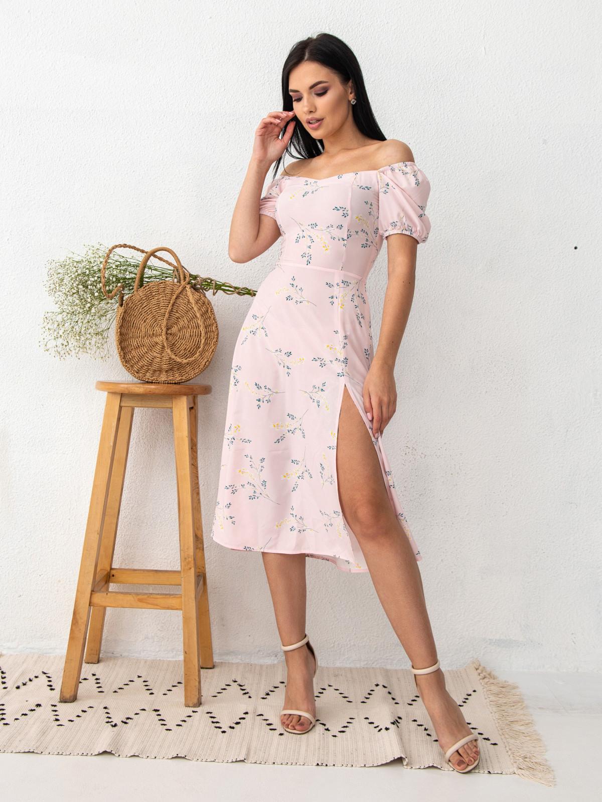 Платье ELLA Розовый