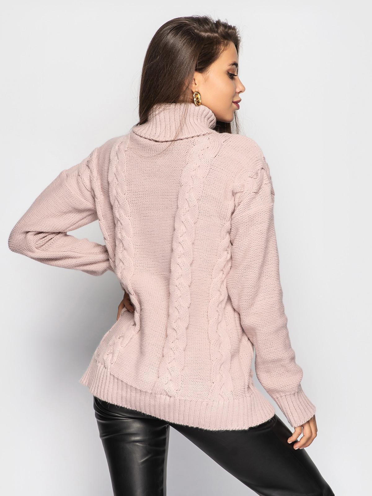 Свитер Monaco розовый