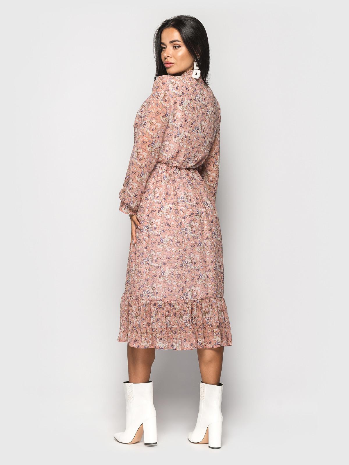 Платье Polina розовый