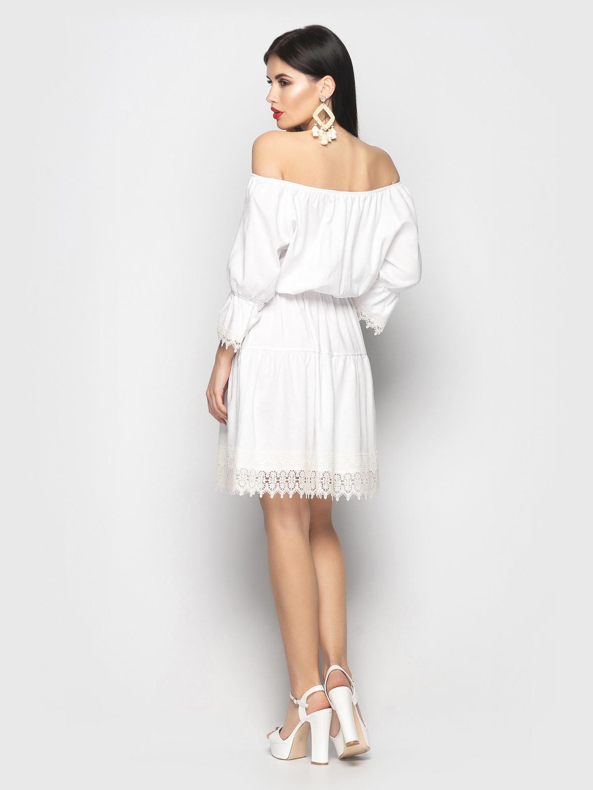 Платье Avrora Молоко