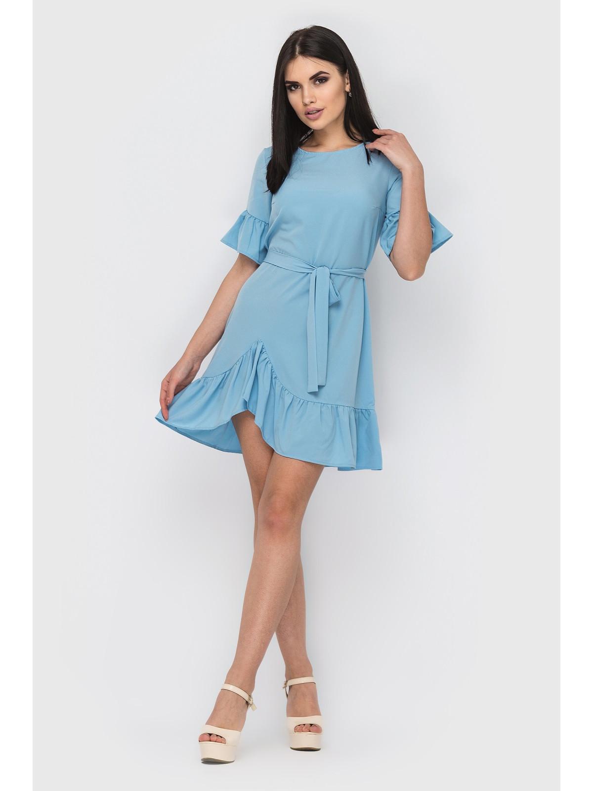 Платье Alina Голубой