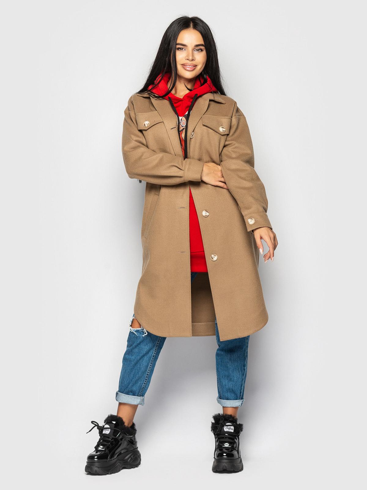 Пальто Daisy Кэмэл