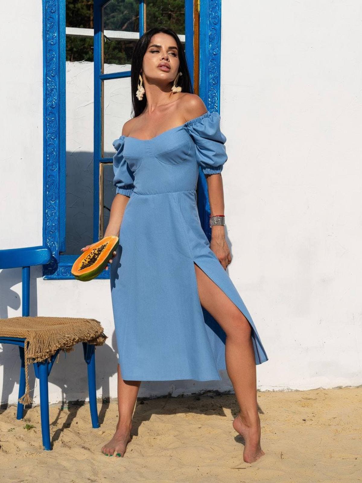Платье Marakuya2 Голубой