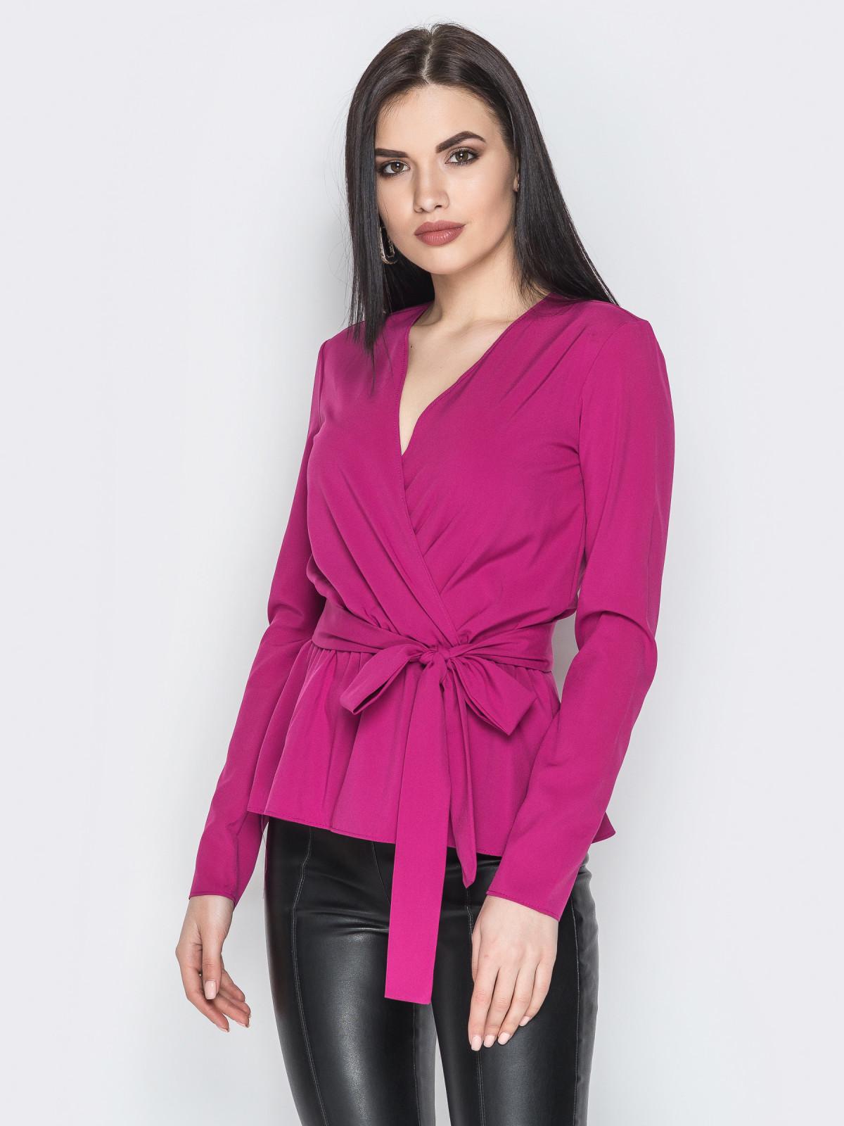 Блуза Beatris малиновый