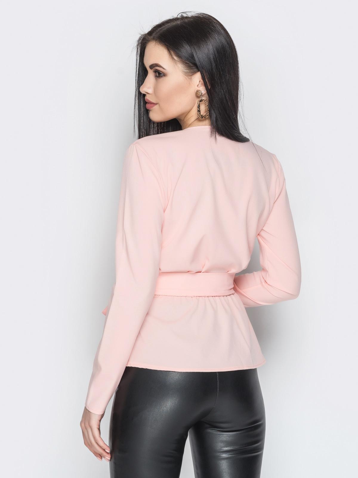 Блуза Beatris персиковый