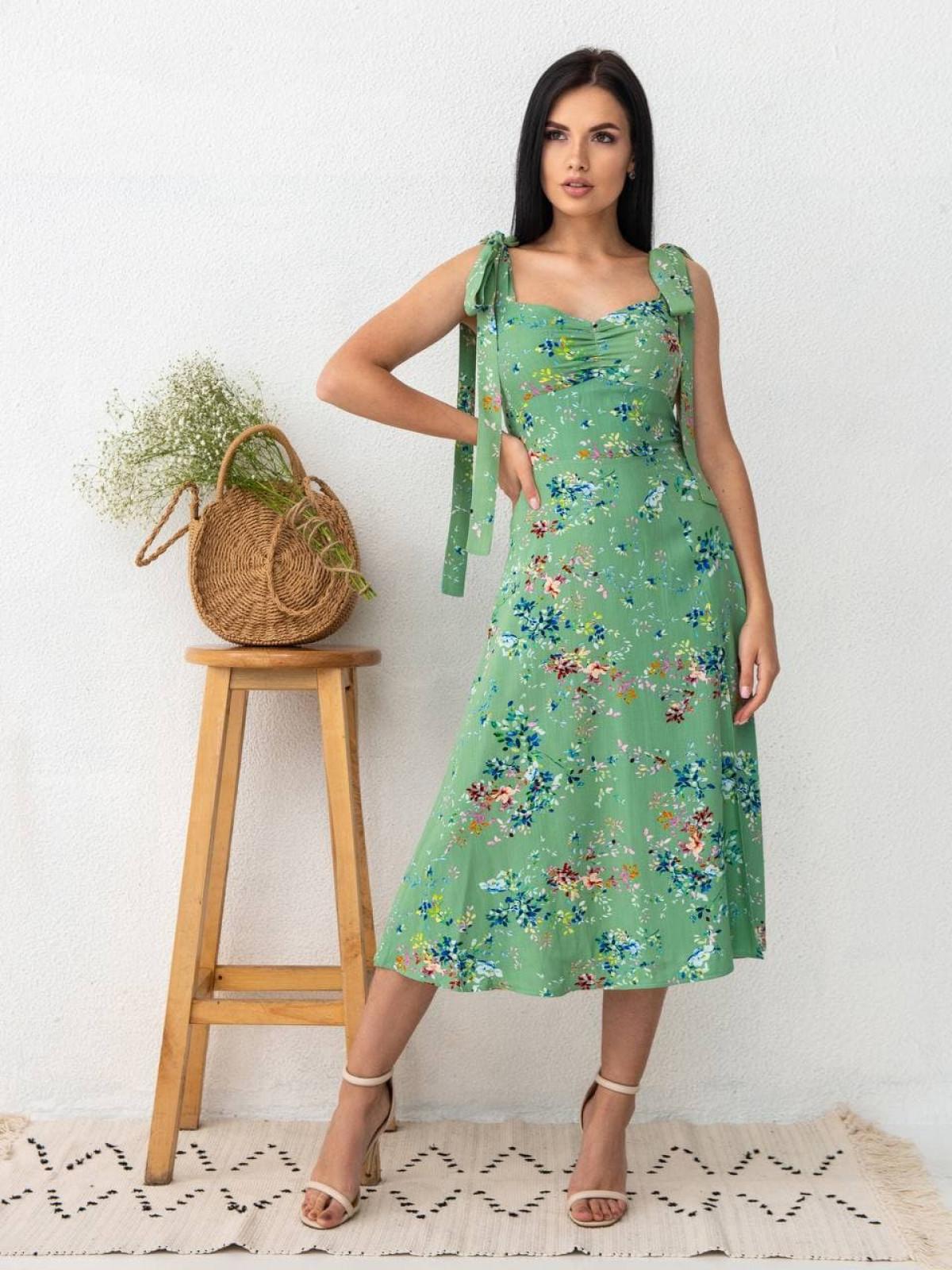 Платье Charisma Оливковый