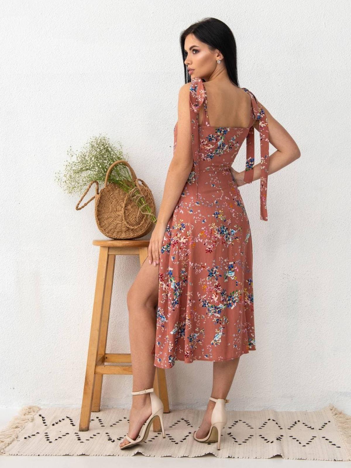 Платье Charisma Терракот