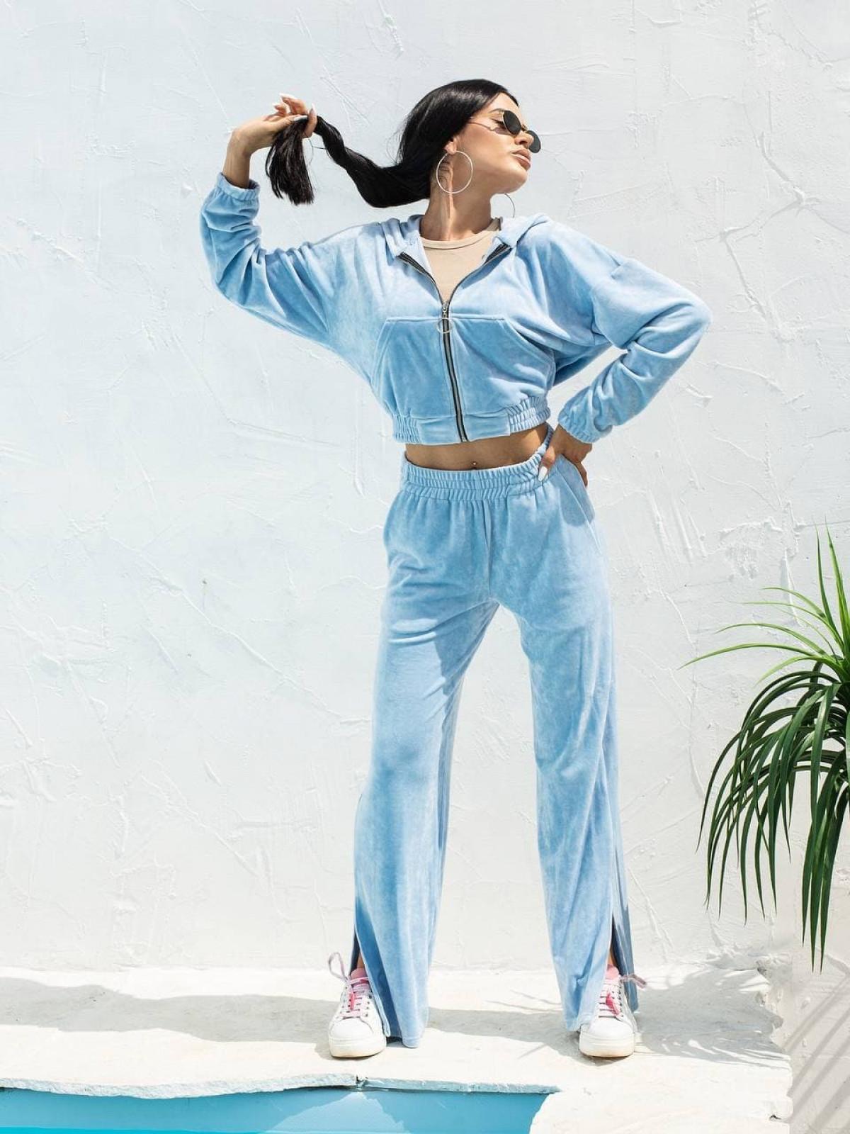 Спортивный костюм Noise Голубой